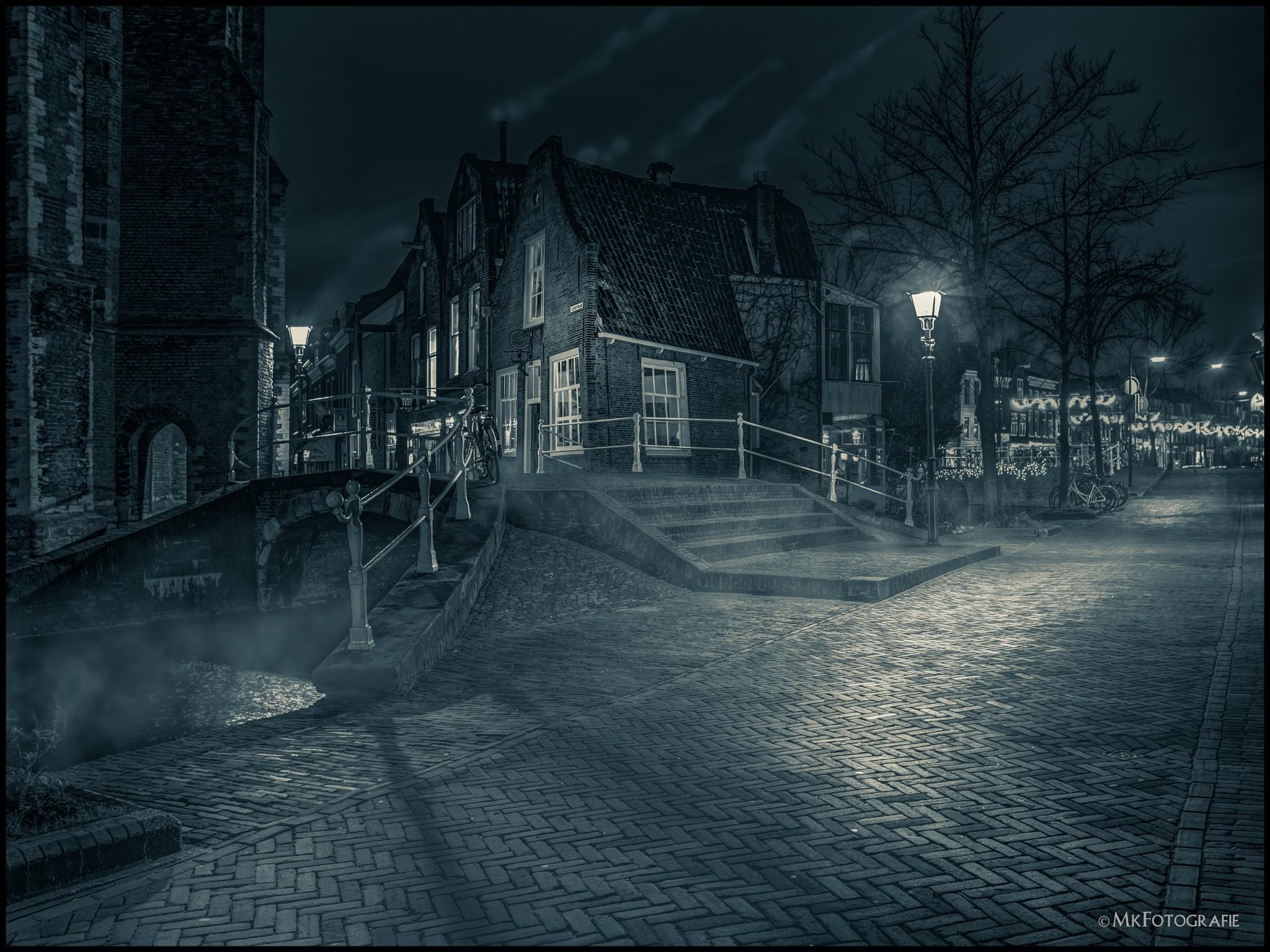 Nightshot of Transilvania.  by Chiel Koolhaas