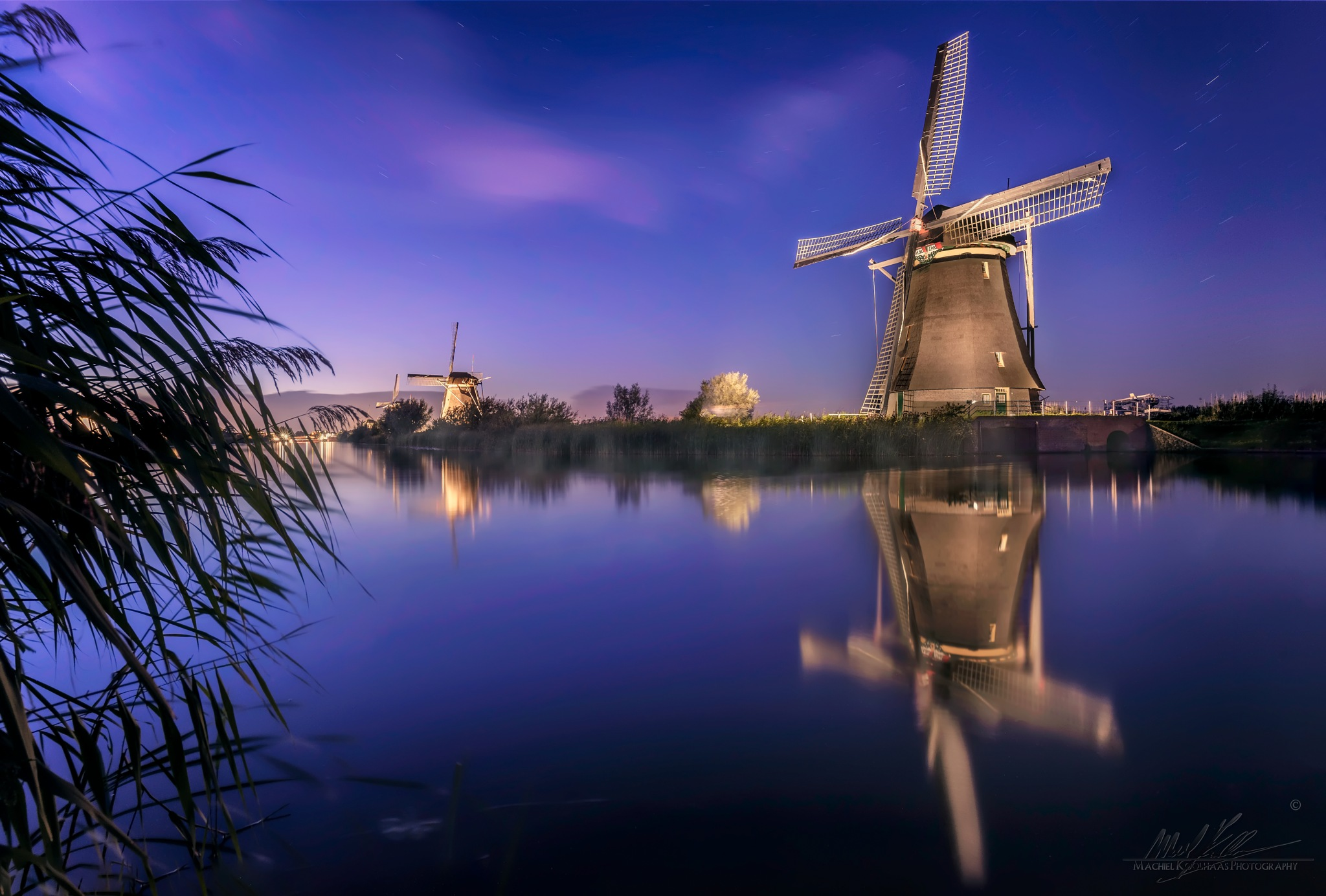Dutch  Nightscape by Chiel Koolhaas