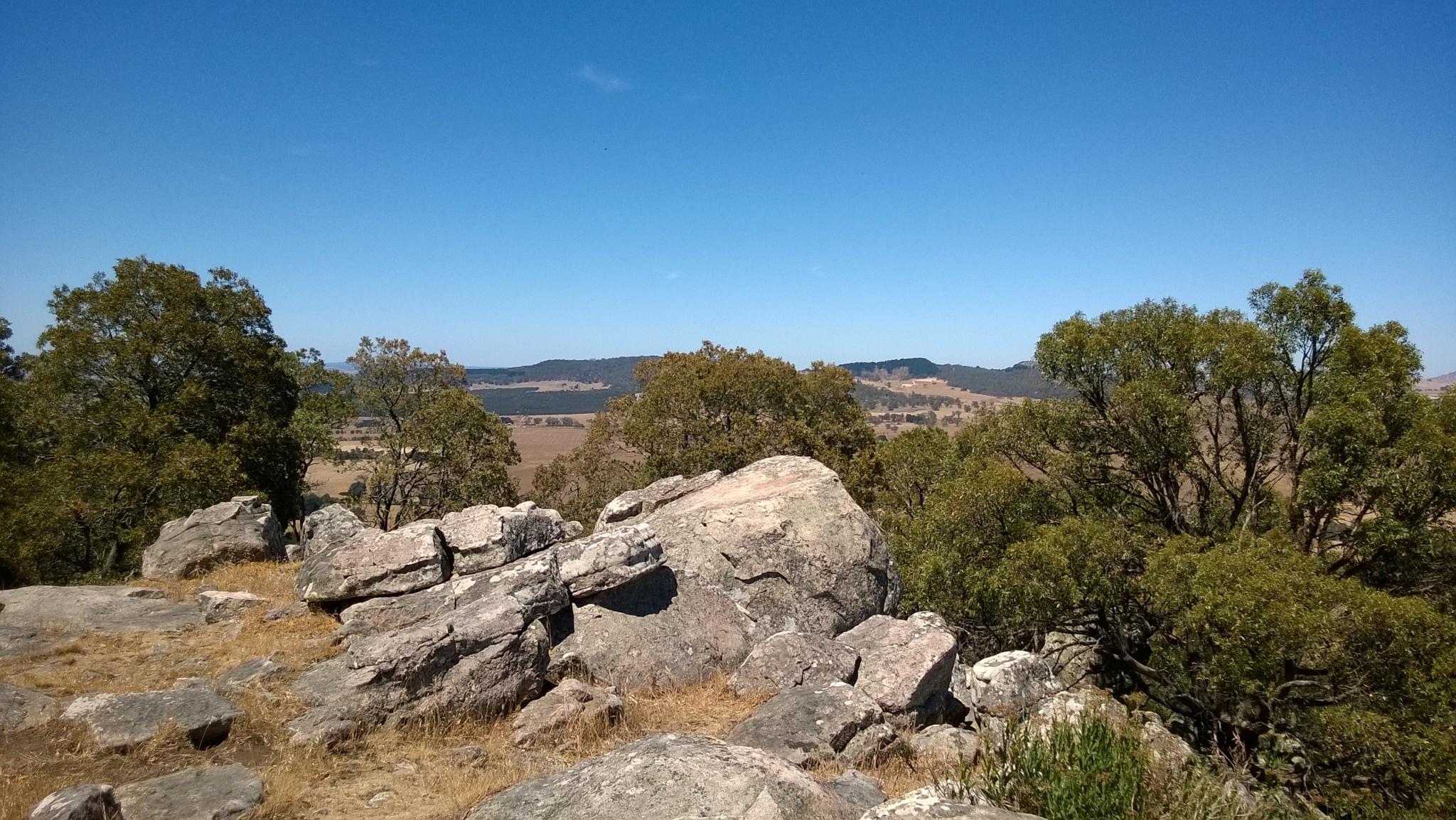 Mt Beckworth Australia by steviedster