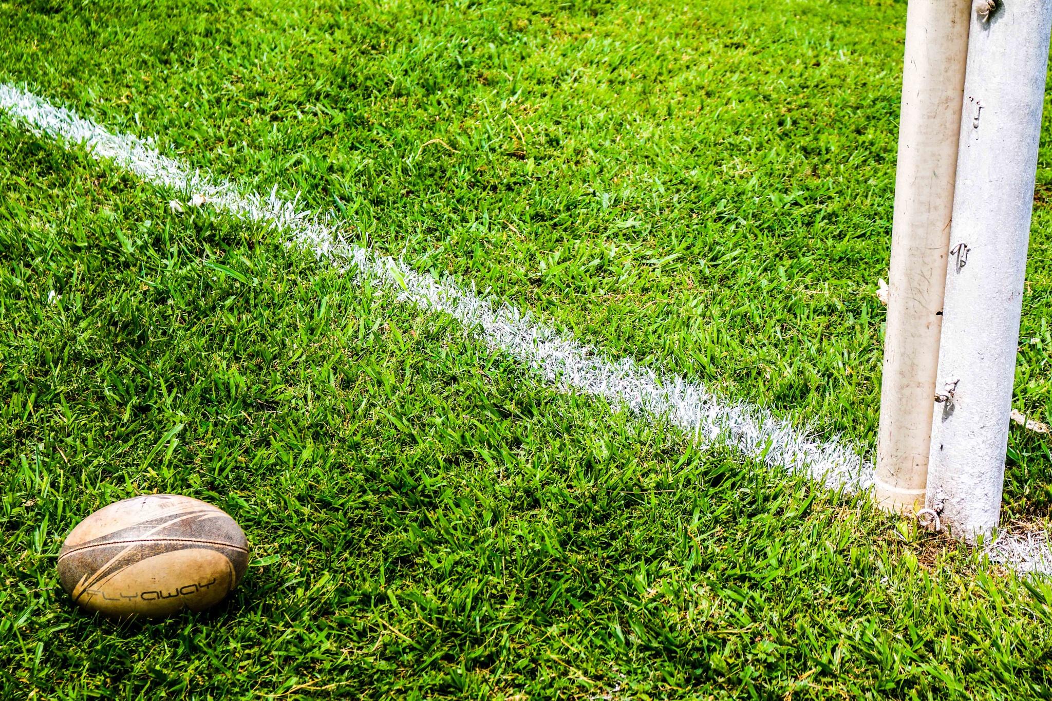 Rugby by Renan Vicente de Andrade