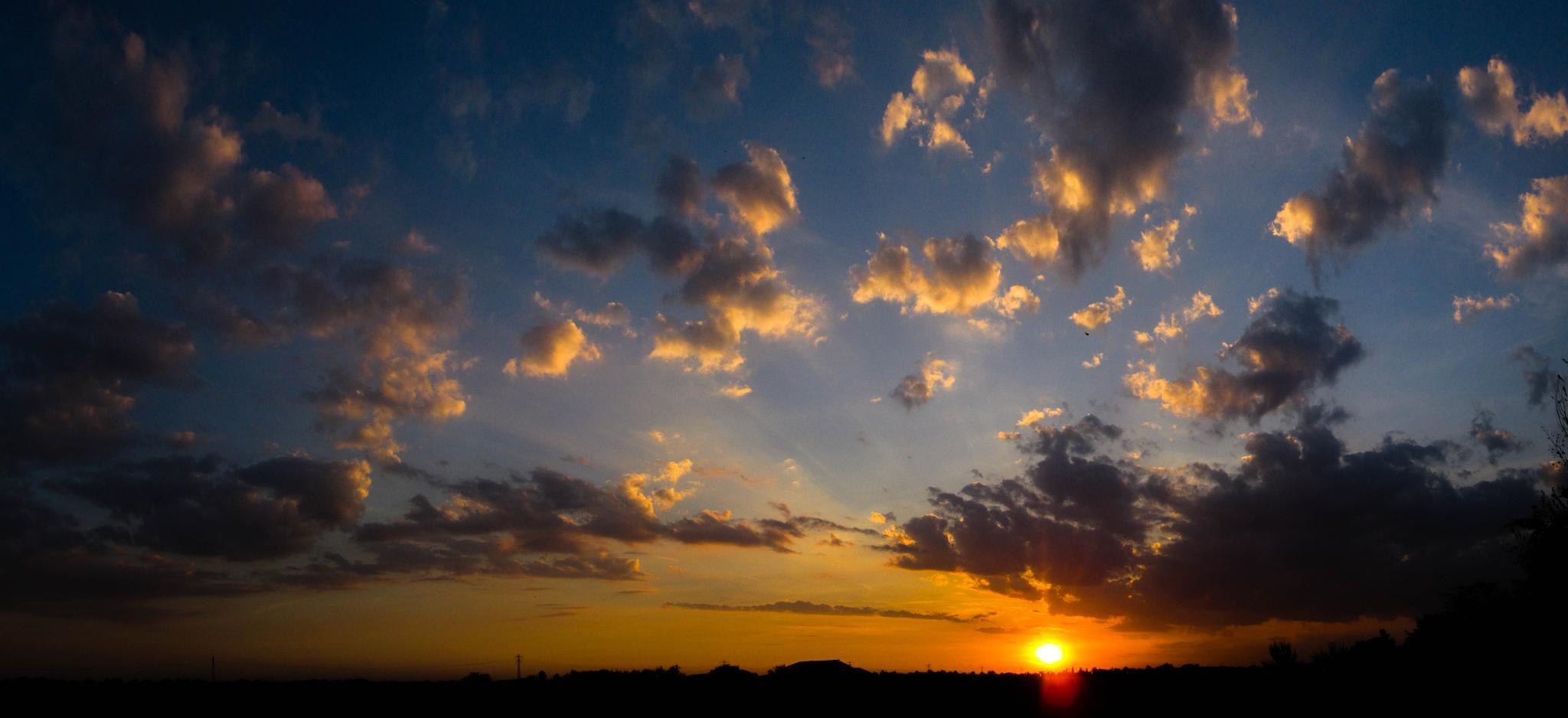 sky p 27 by Bucur Stefan