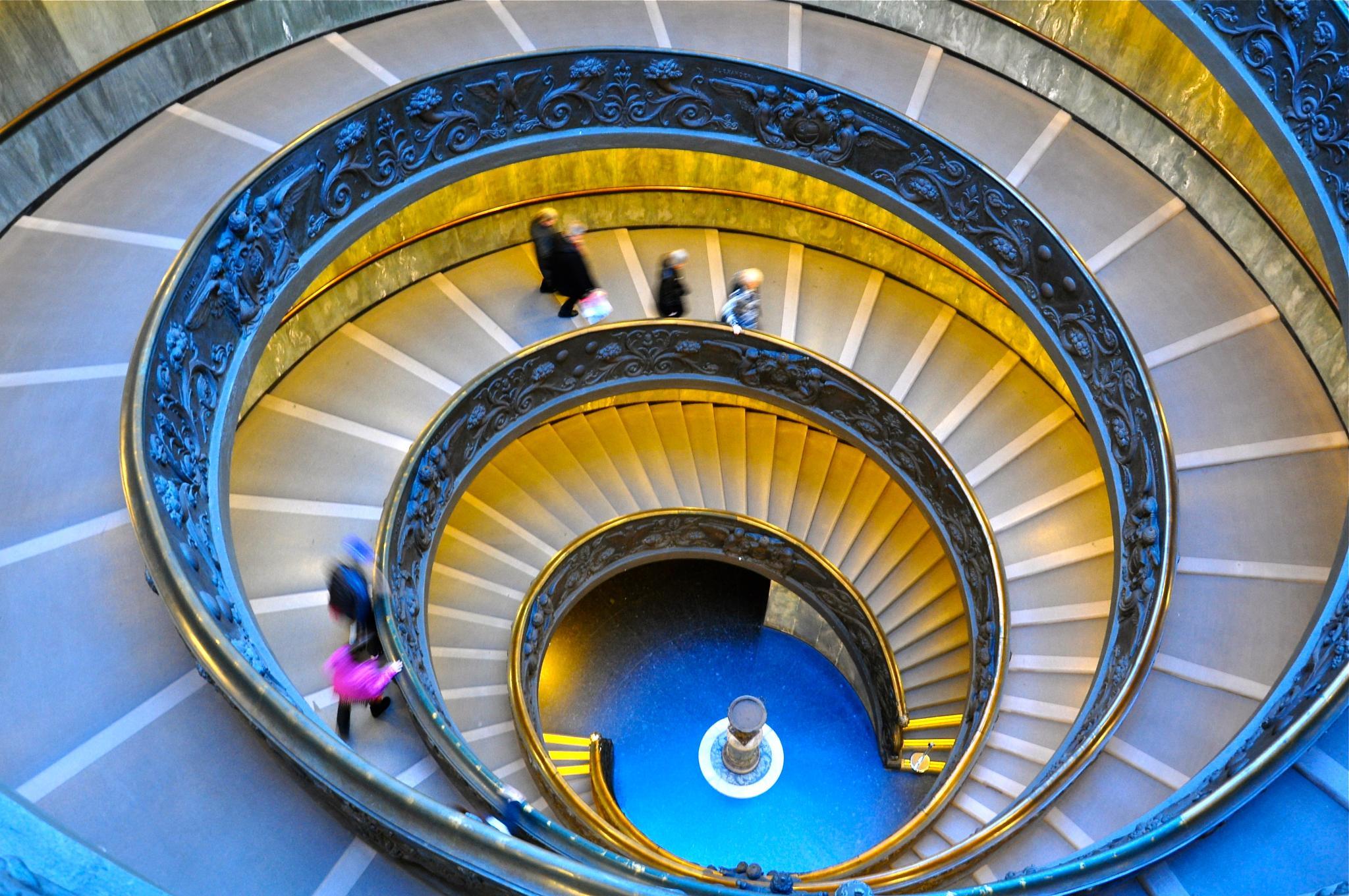 Vatican museum.  by fjlian