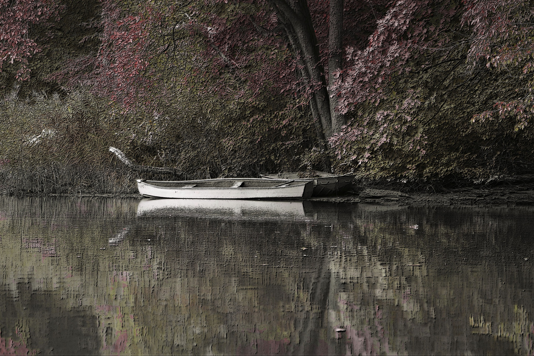 Along the Bank by VanWyck