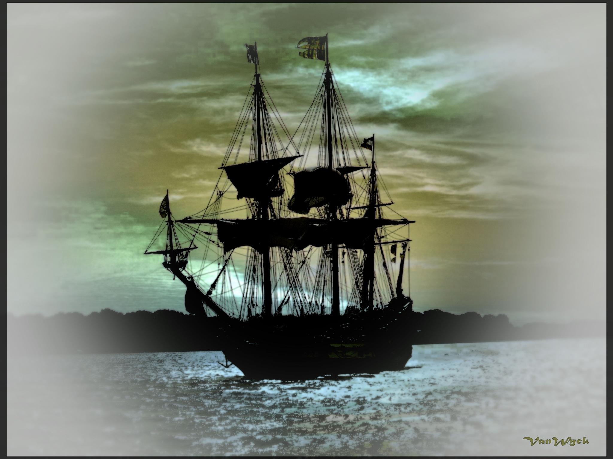 Ship of dreams by VanWyck