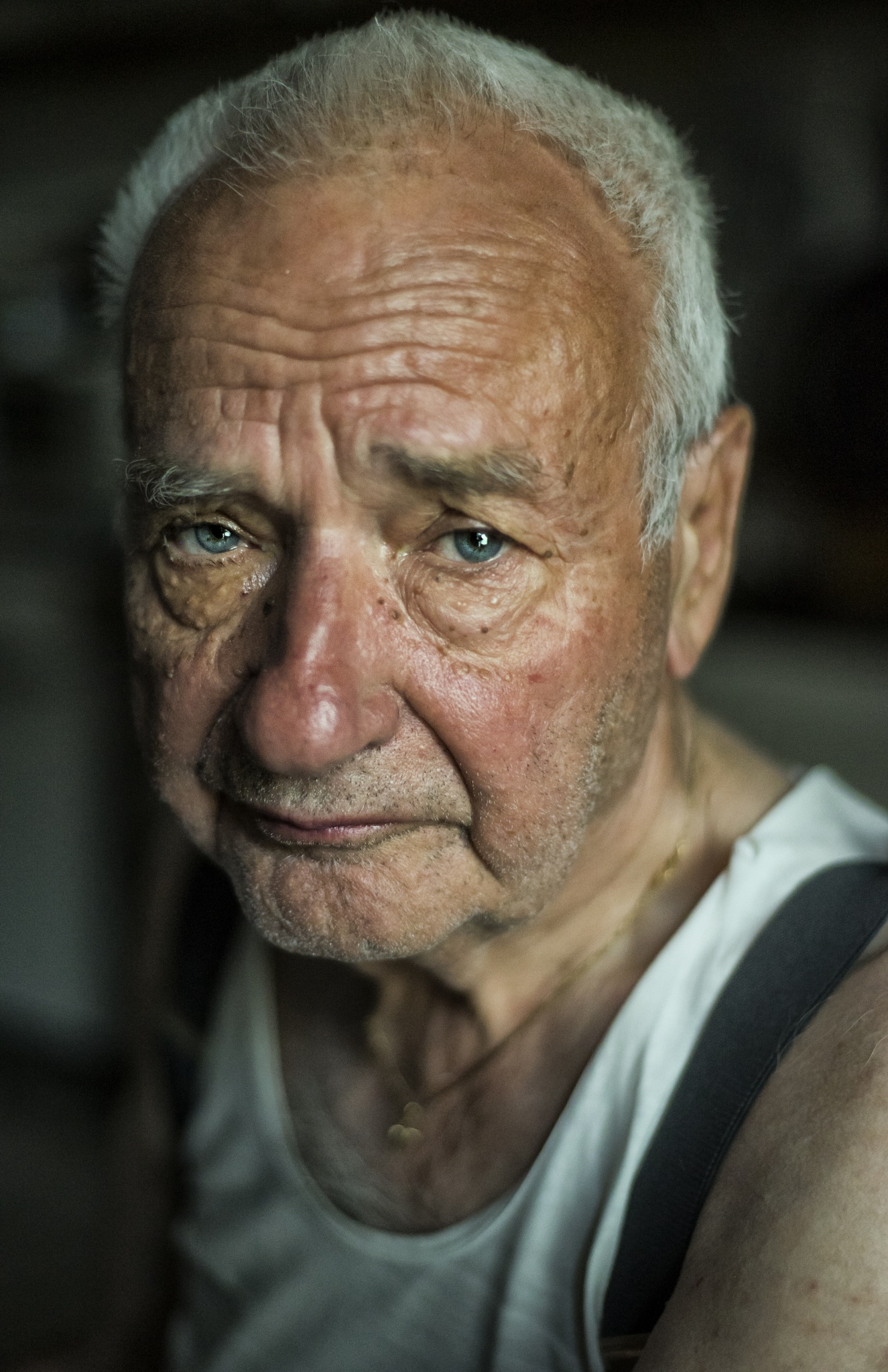 My old man  by nigiphotography