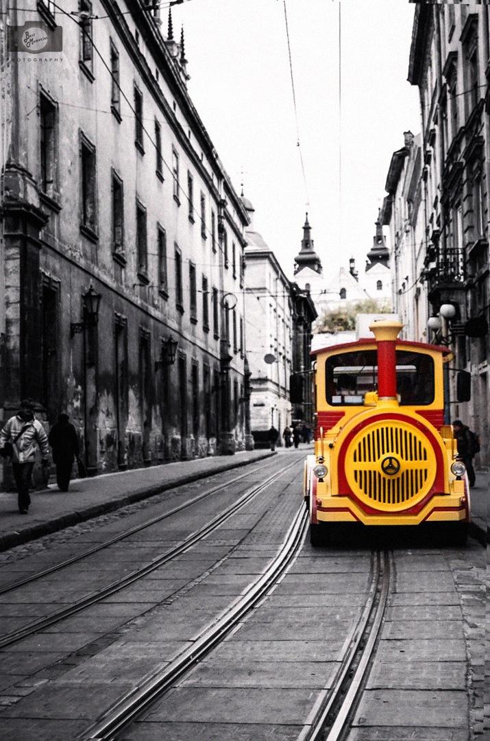 Old Lviv Streets by Best Memories