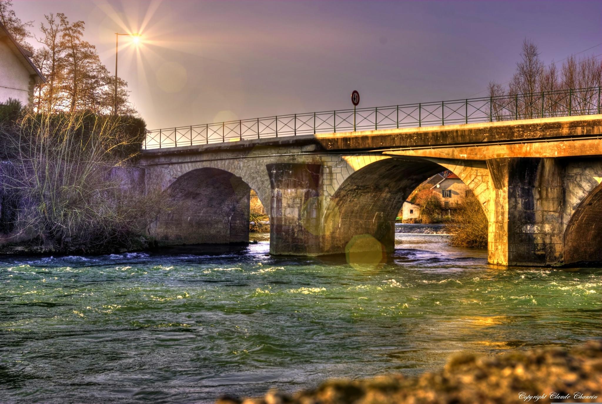 bridge  by claudechauvin67