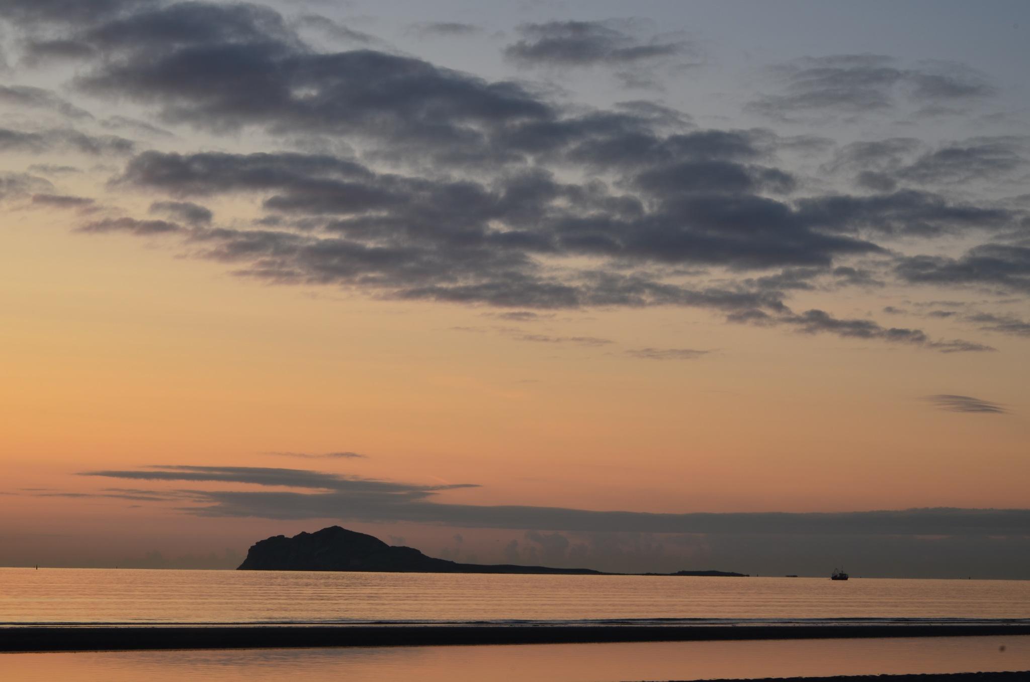 Early morning in Portmarnock.Ireland Co.Dublin by Makalu Jerzy Ogonowski