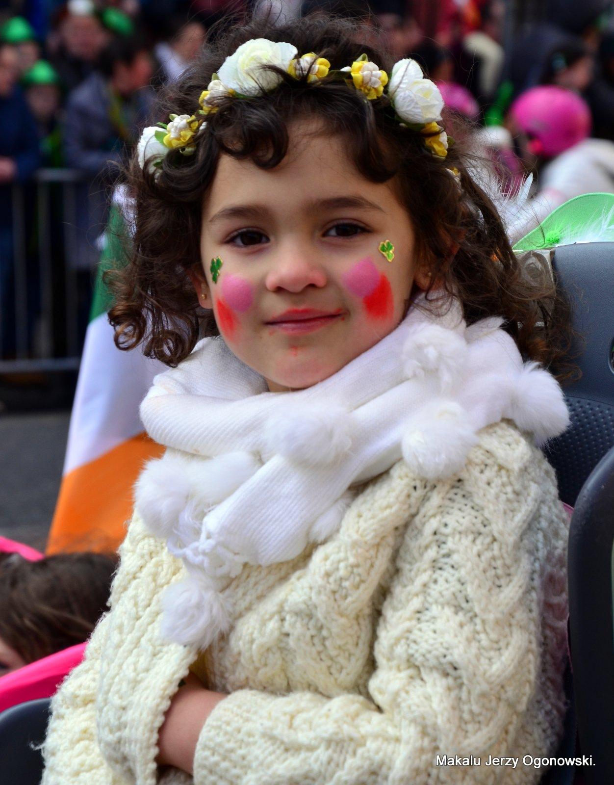 Happy St.Patrick day for all me friends :-) Greetings from Dublin! by Makalu Jerzy Ogonowski