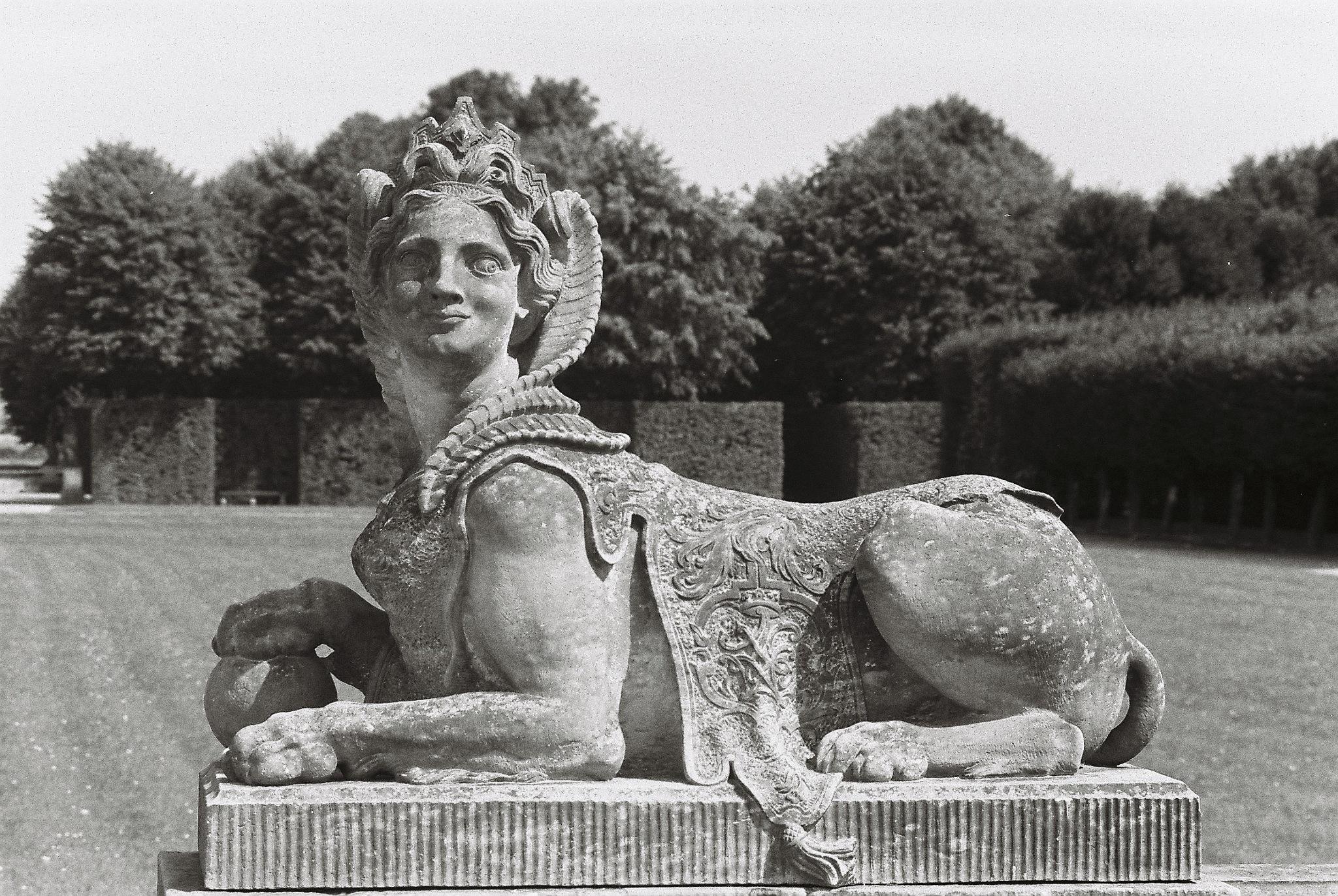 Sculpture by henryvonda
