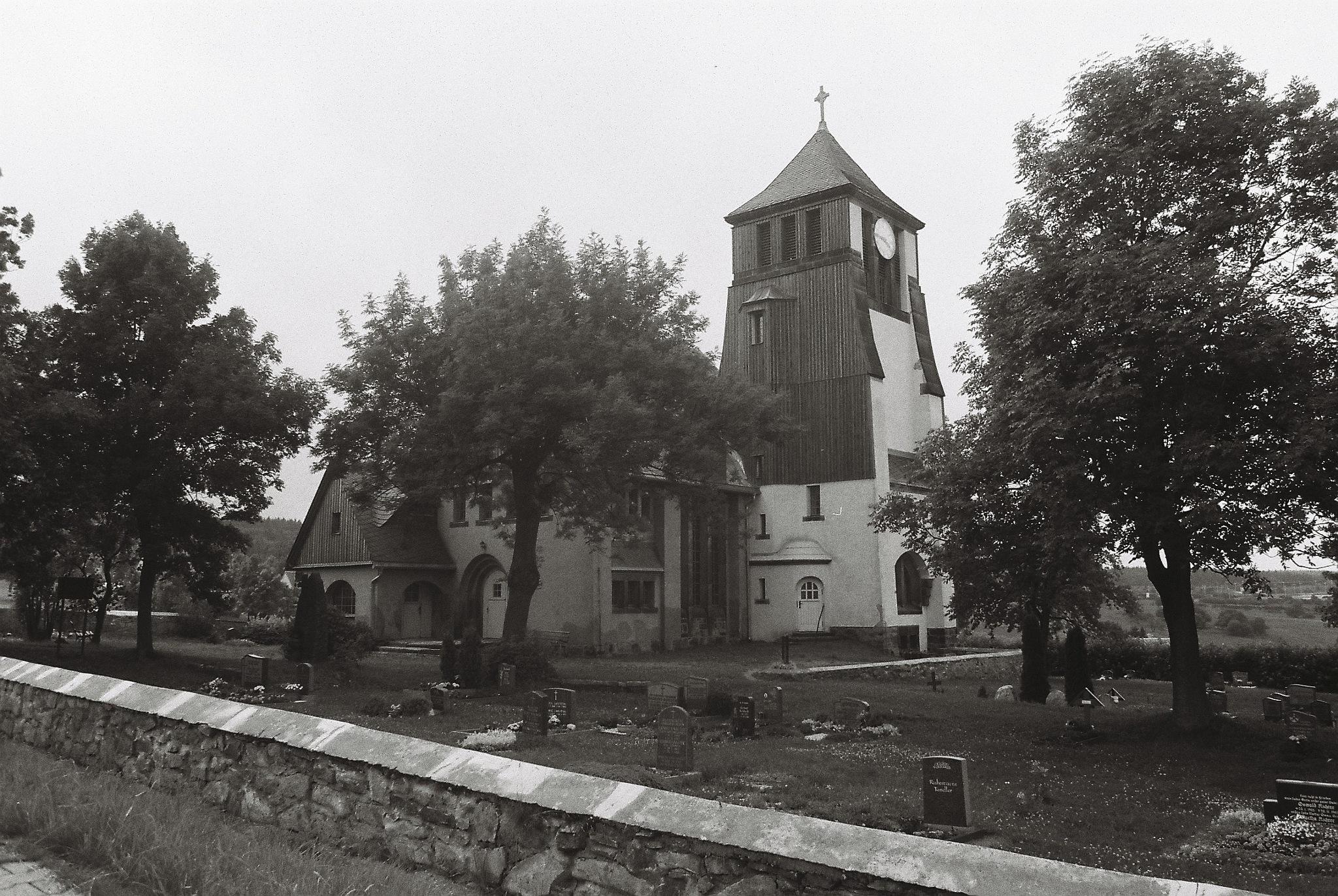 Church by henryvonda