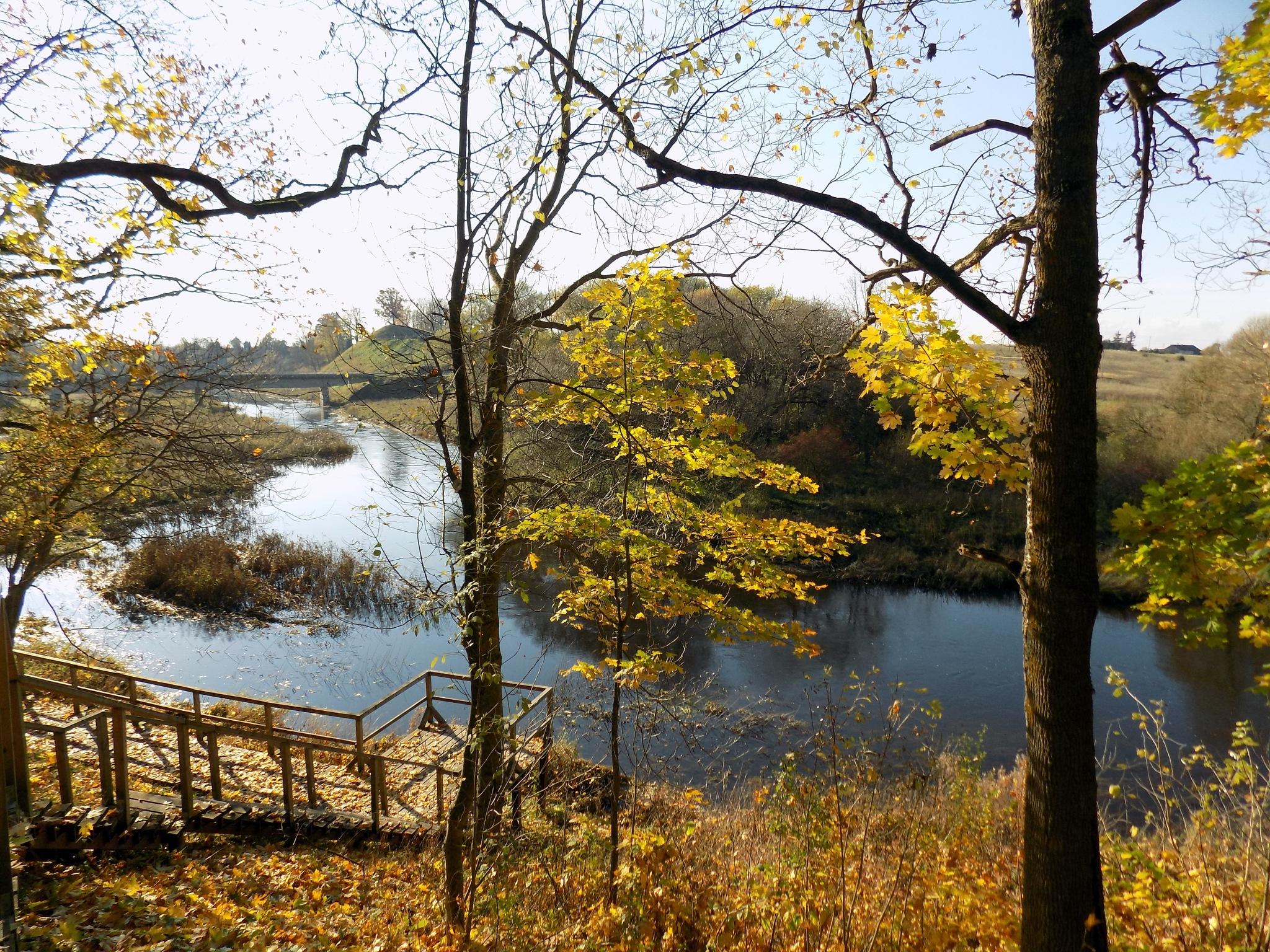 Nature in the autumn by uzkuraitiene62
