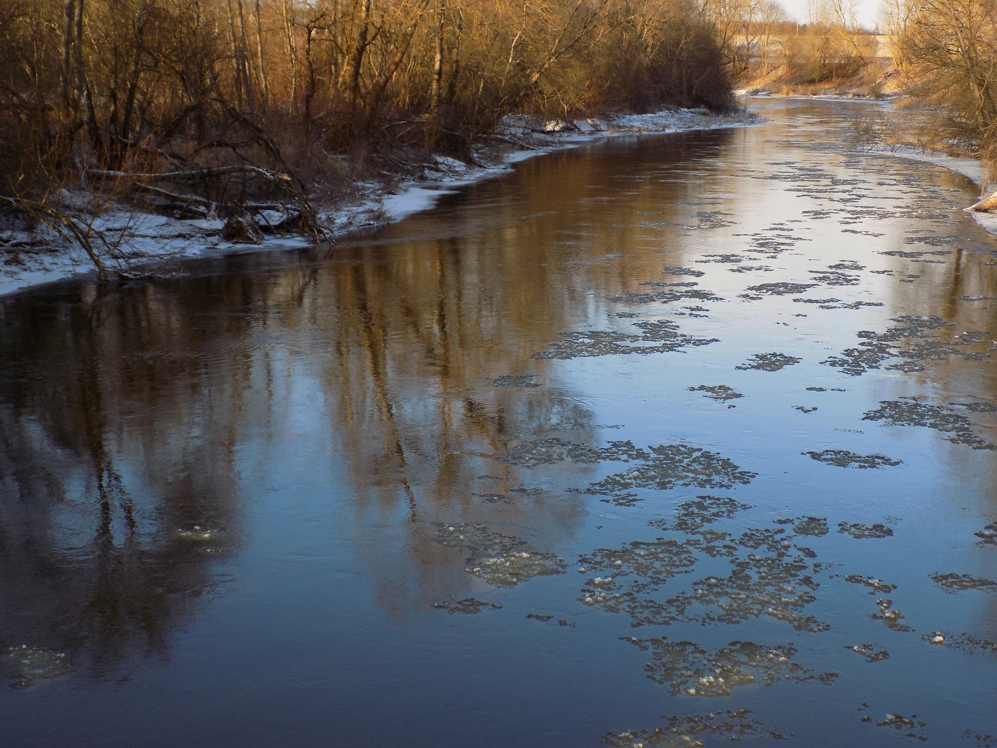 Venta river by uzkuraitiene62