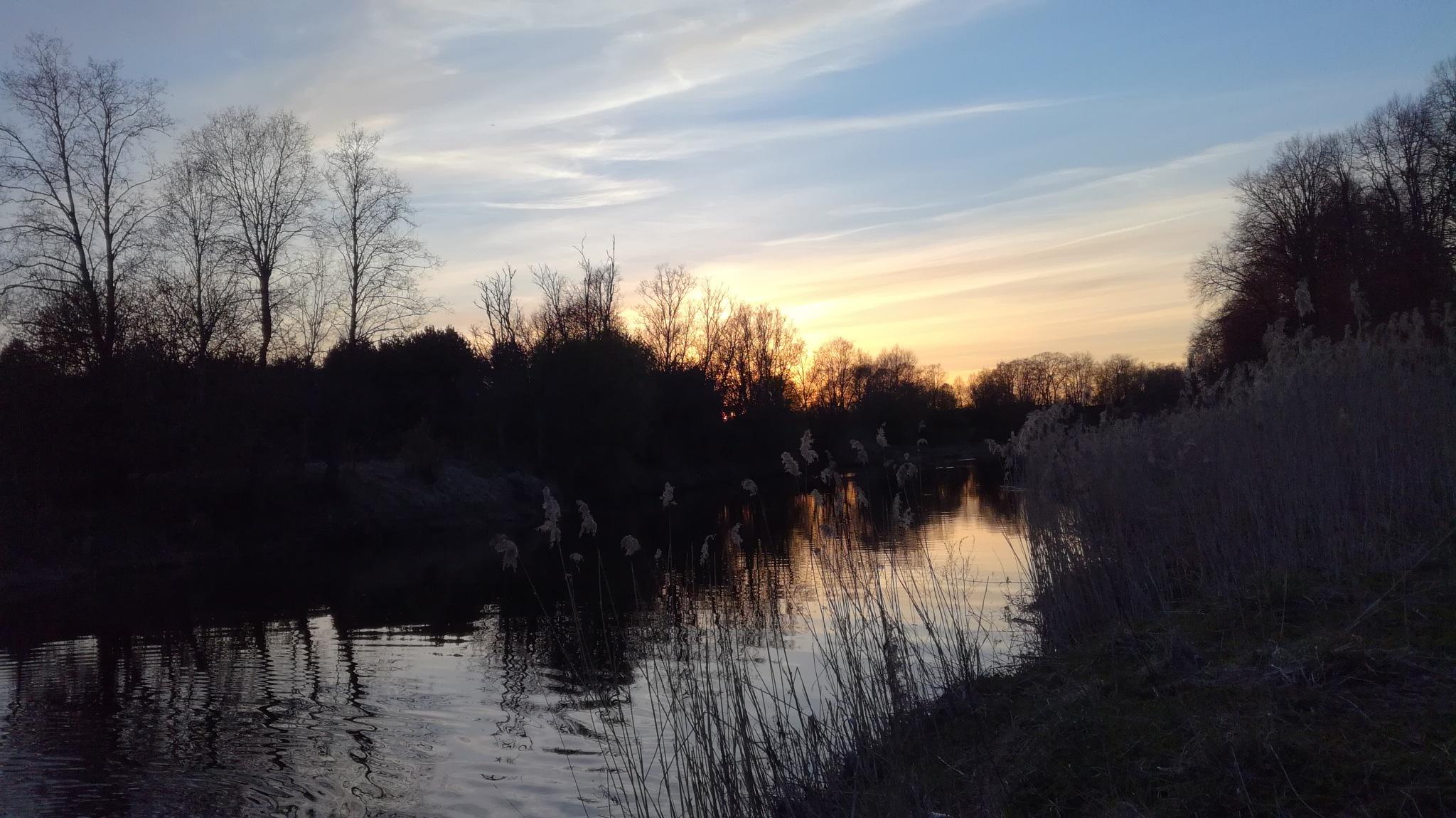 Sunset colors by uzkuraitiene62