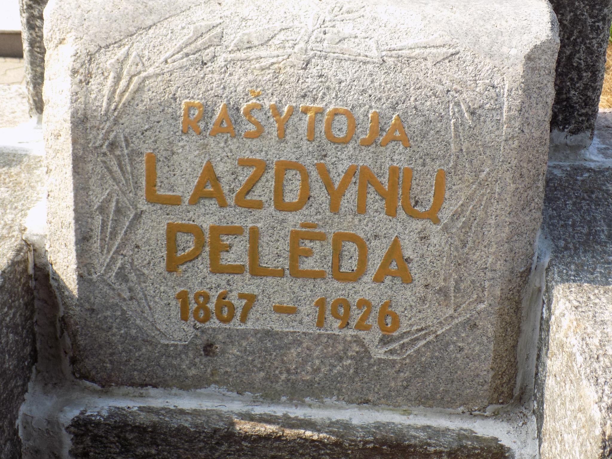 Memorial stone by uzkuraitiene62