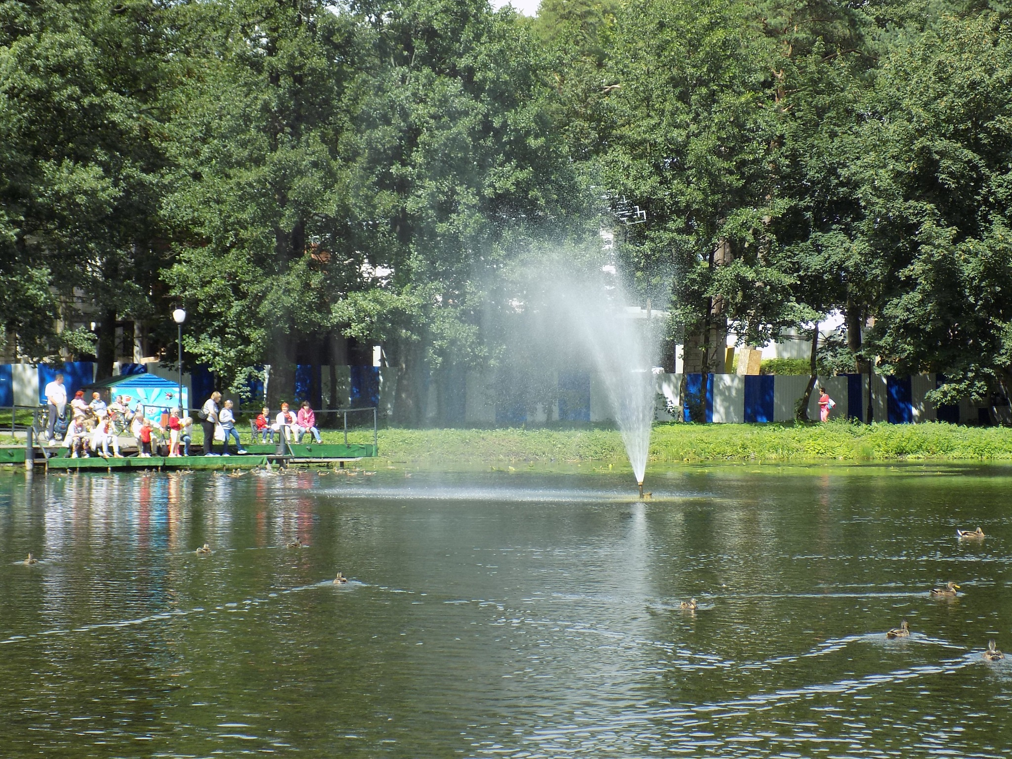 In summer by uzkuraitiene62
