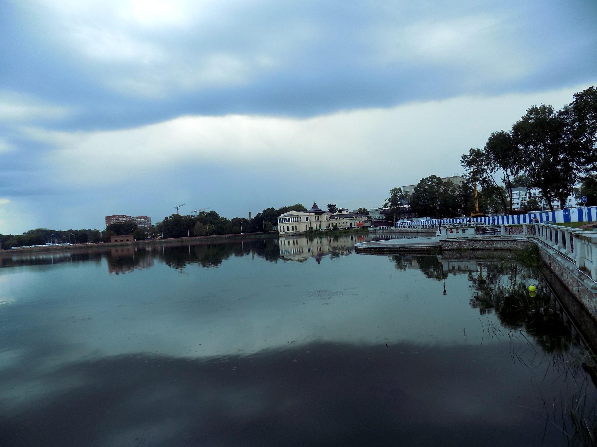 Lake by uzkuraitiene62