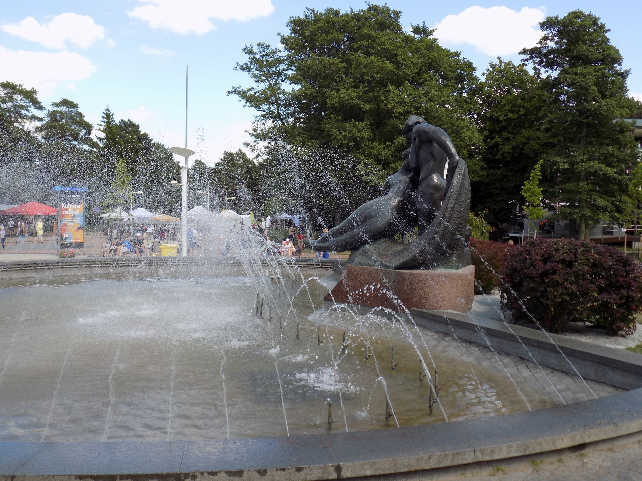 Fountain by uzkuraitiene62