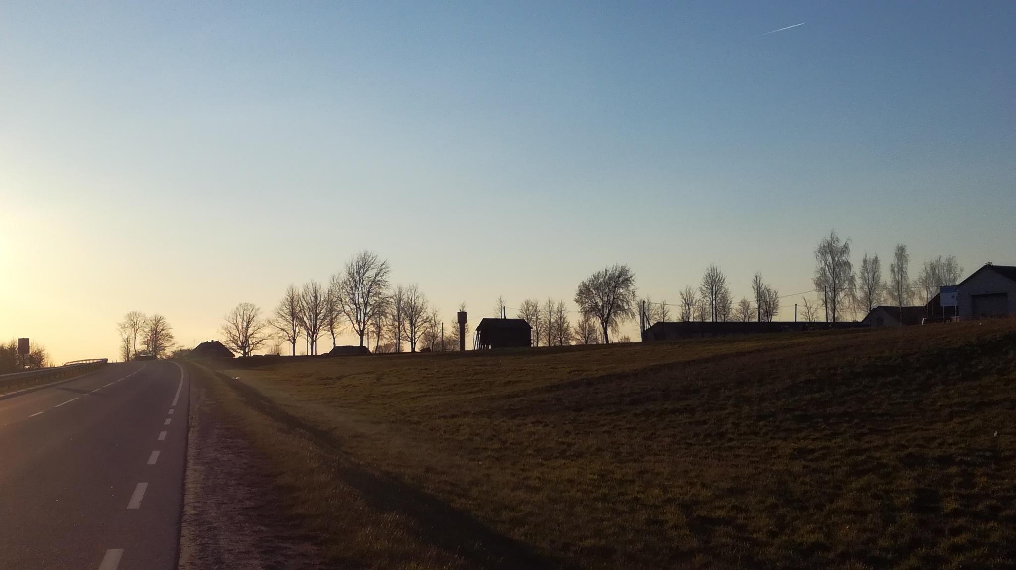 Village by uzkuraitiene62