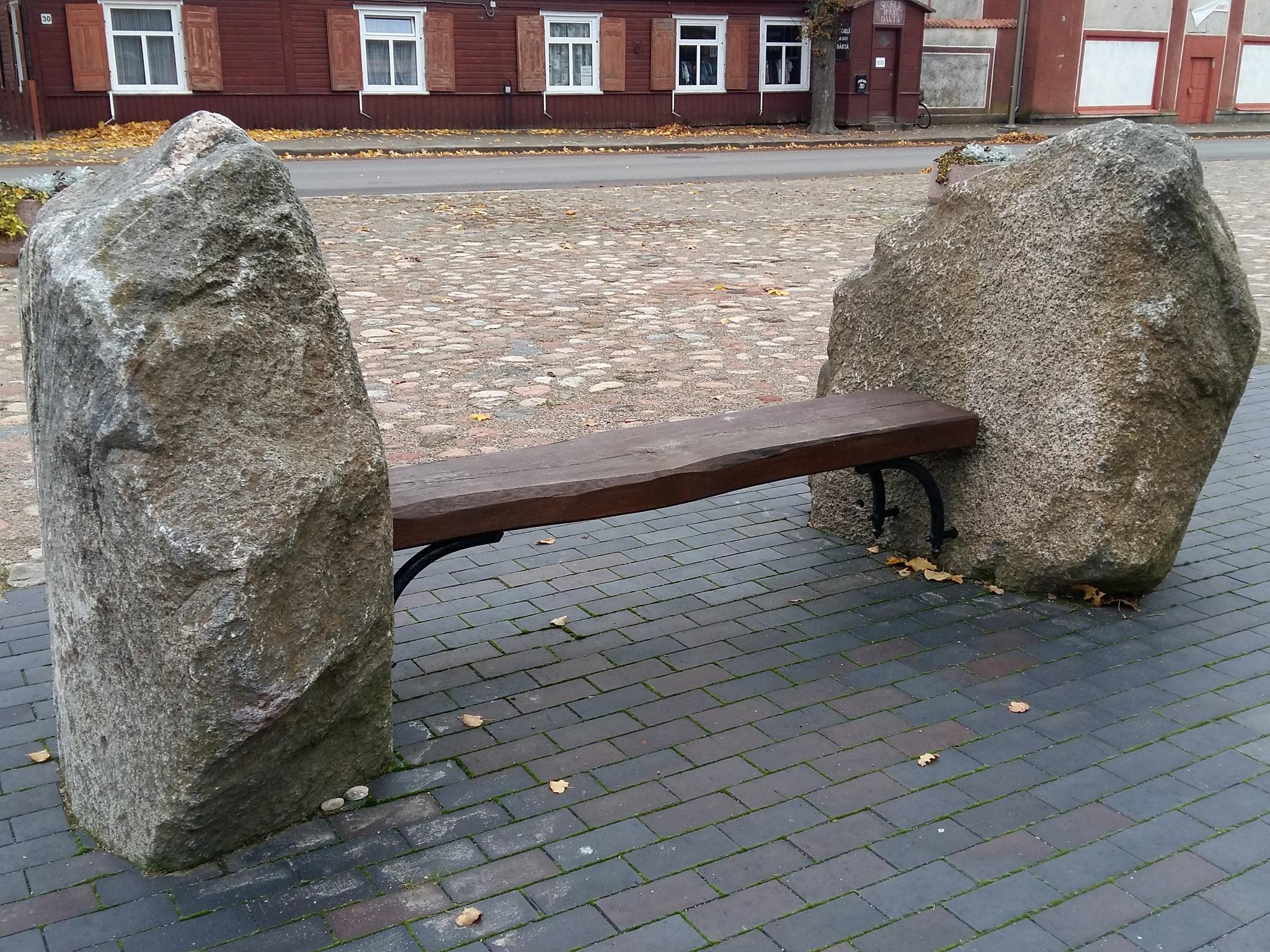 Bench by uzkuraitiene62