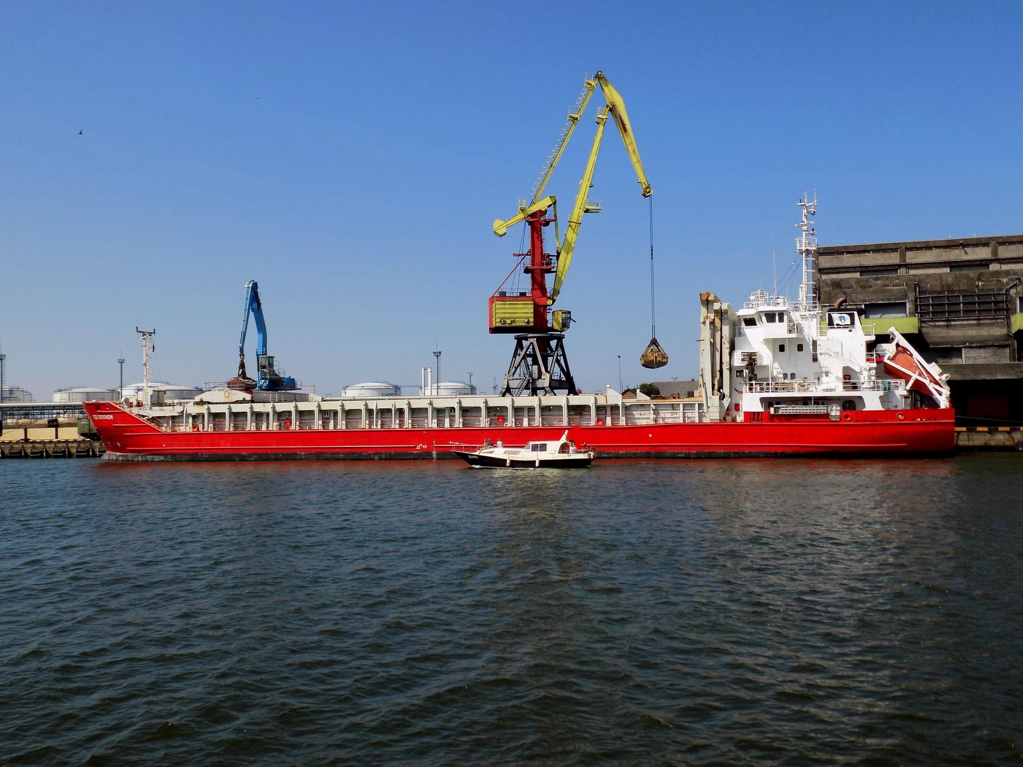 In the port by uzkuraitiene62