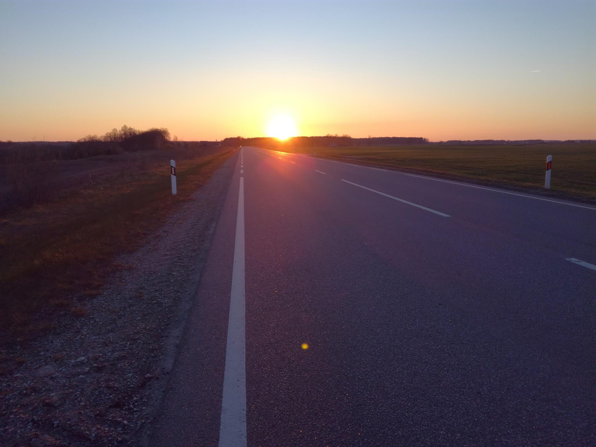 Sunset by uzkuraitiene62