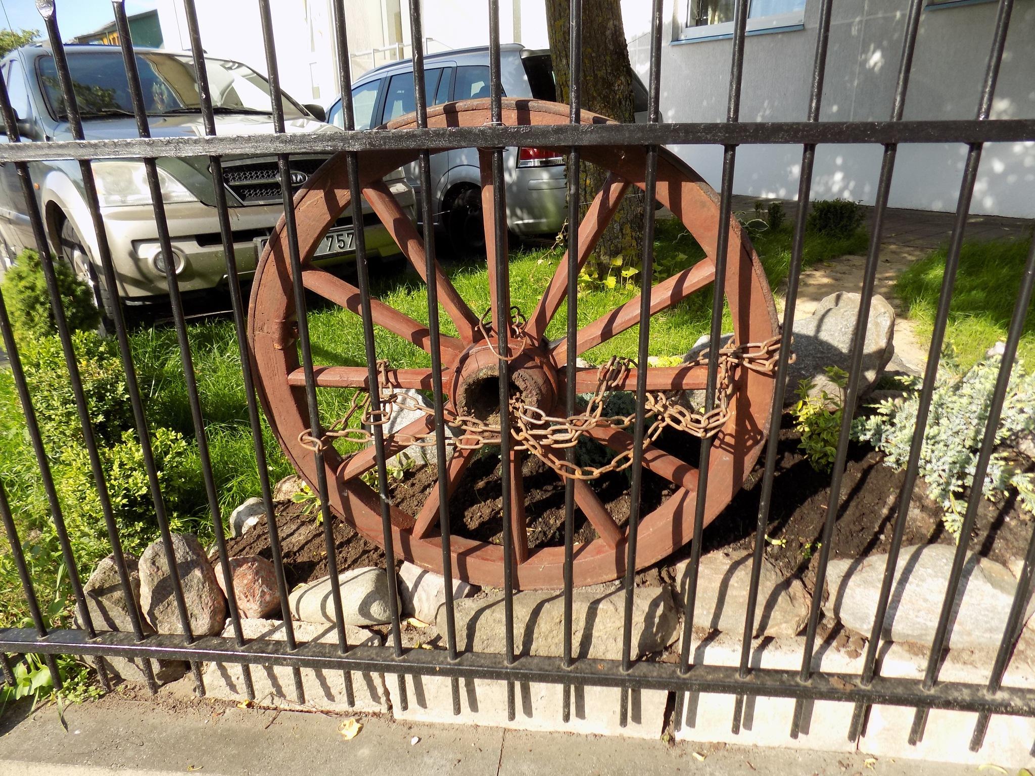 ,,Wheel'' by uzkuraitiene62