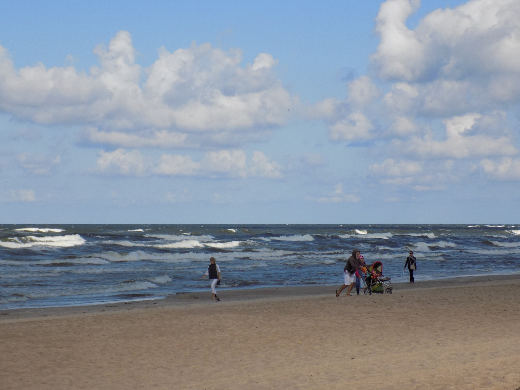 By the sea by uzkuraitiene62