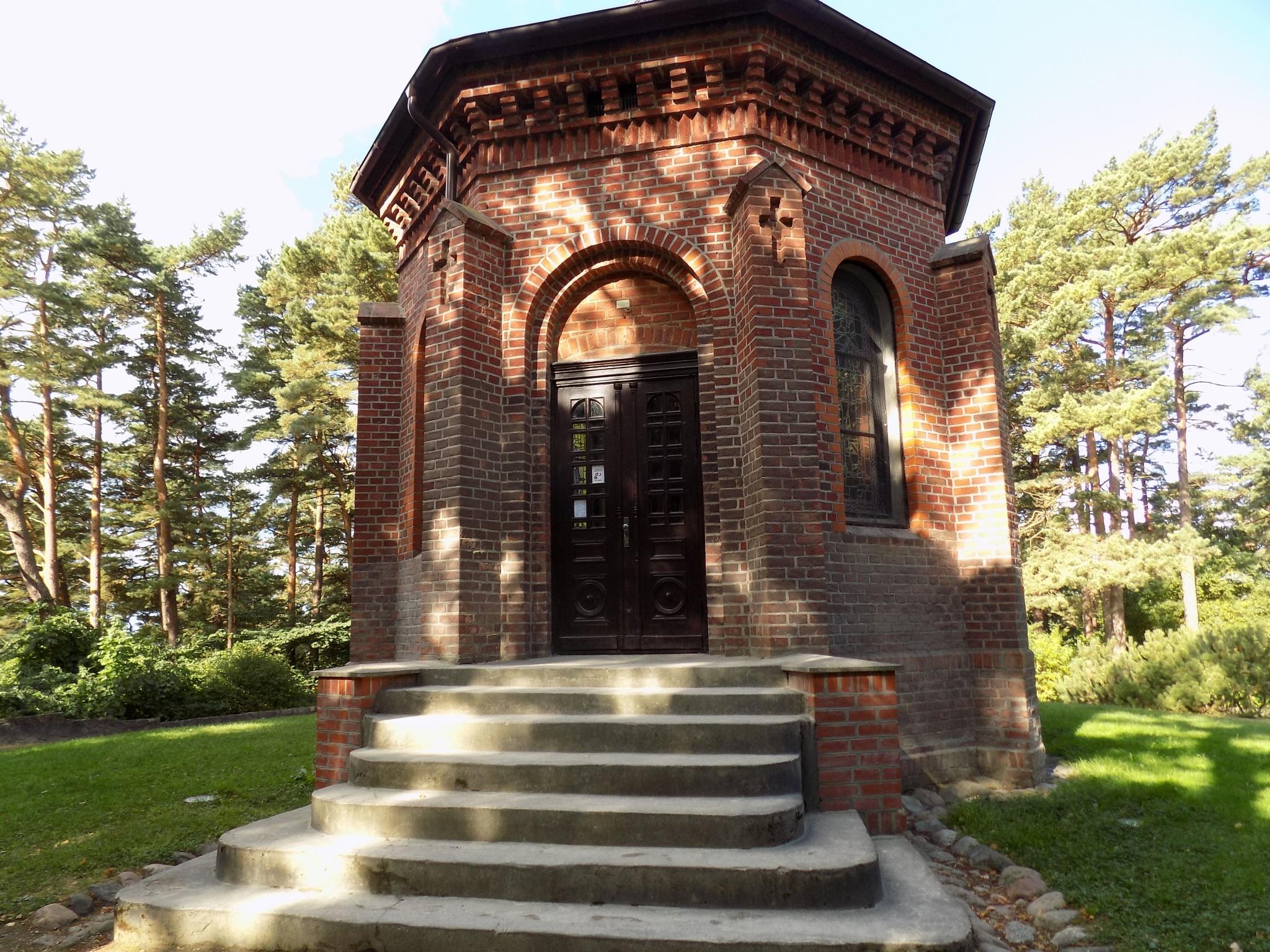 Chapel by uzkuraitiene62