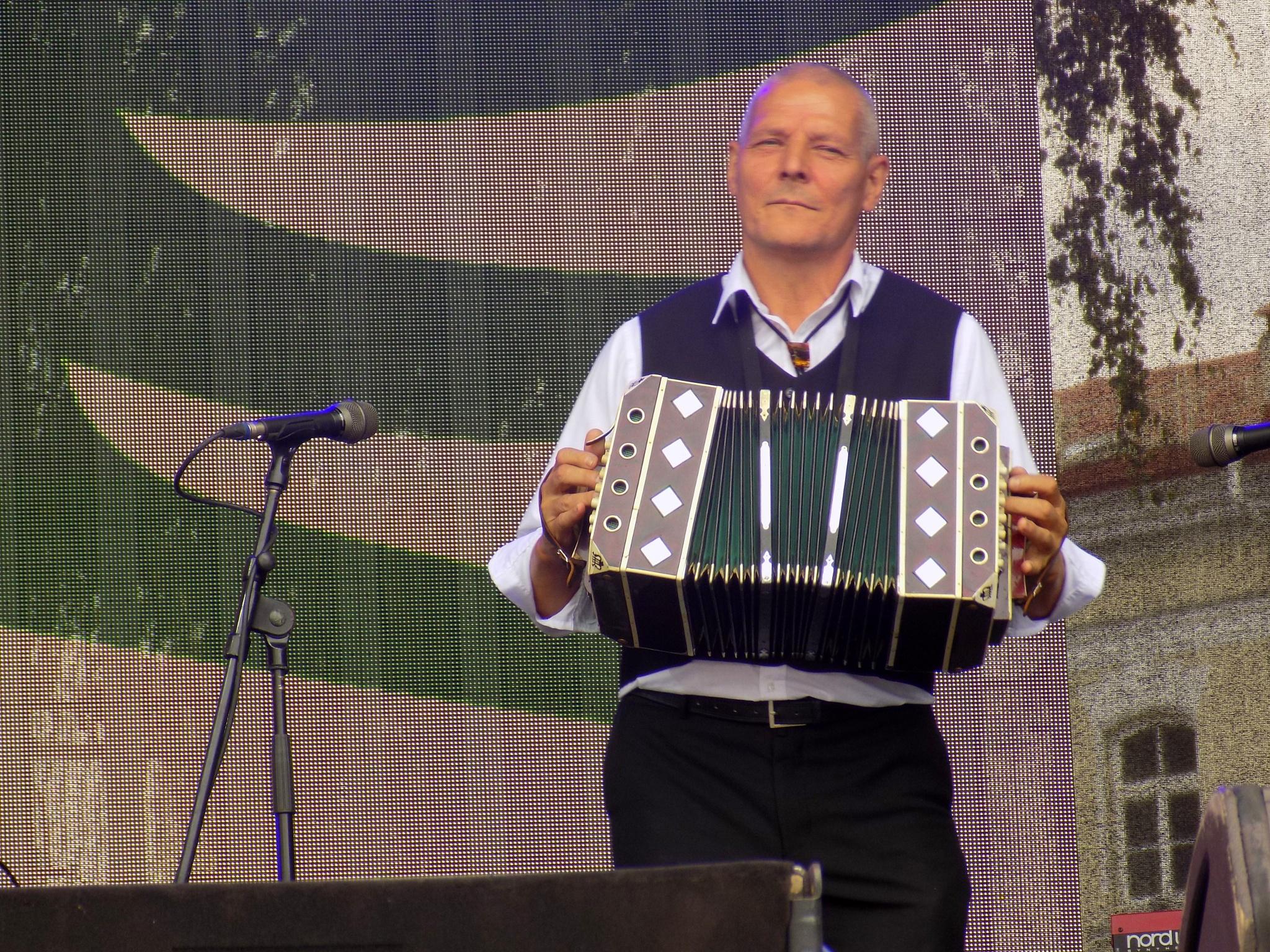Folk musician by uzkuraitiene62