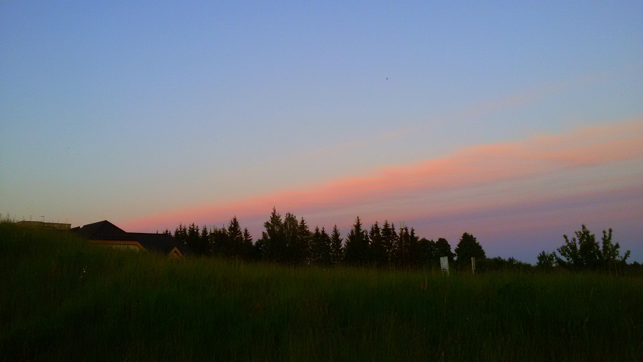 Colored sky by uzkuraitiene62
