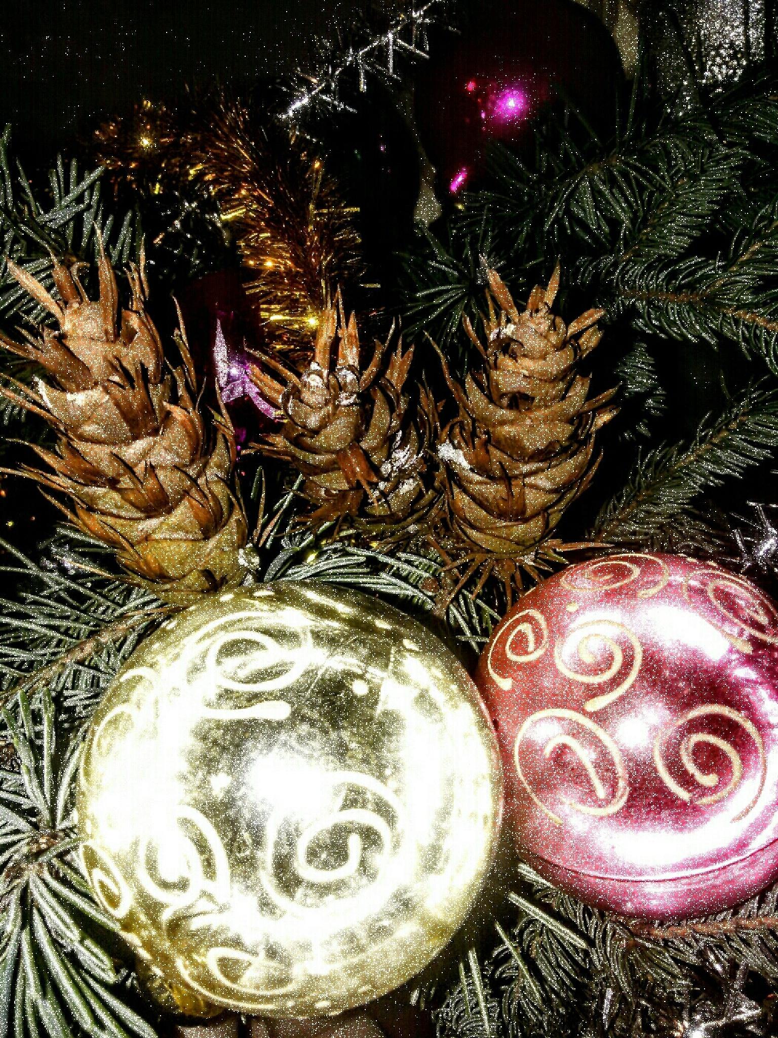 Christmas decorations by uzkuraitiene62