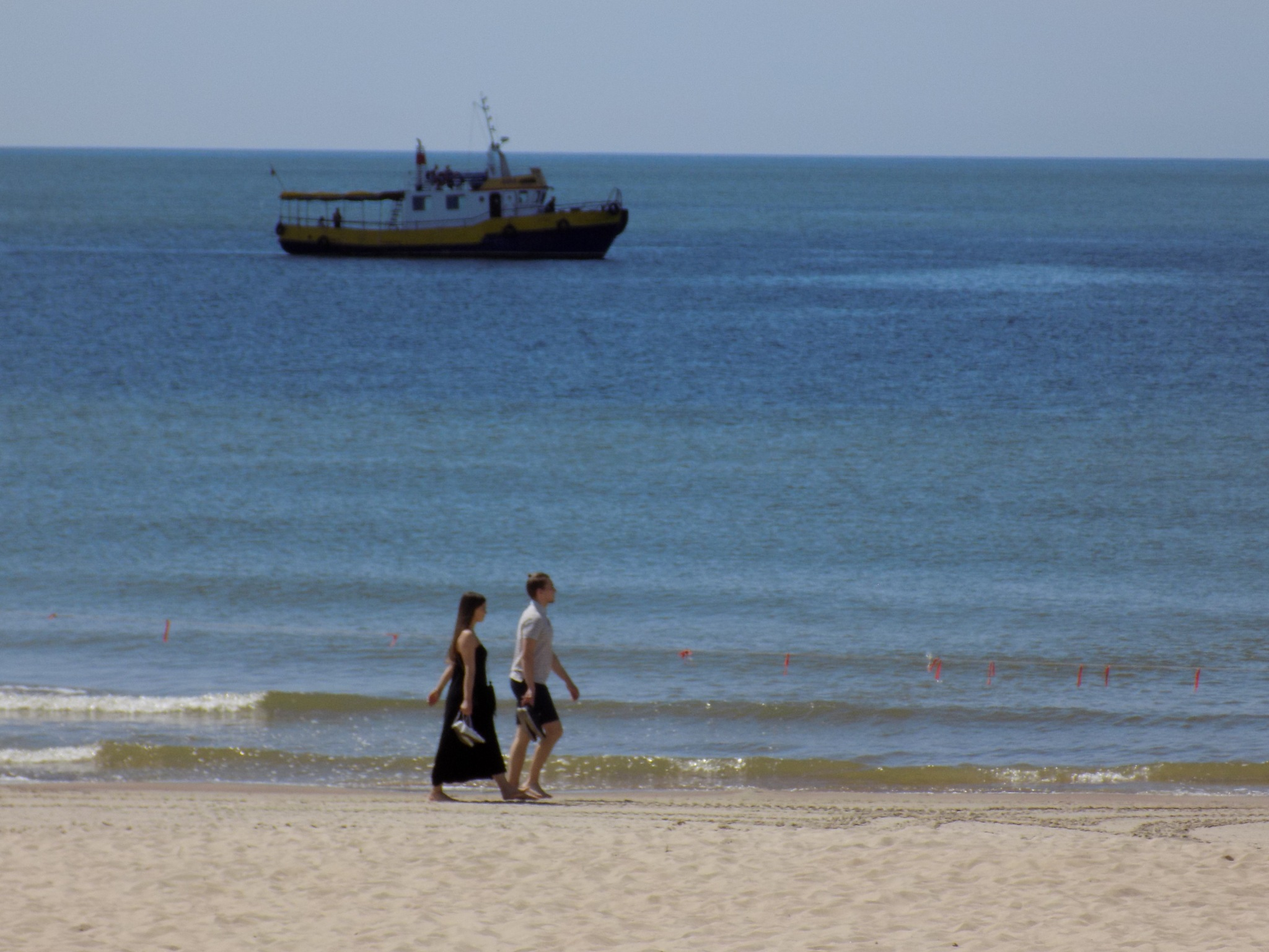 On the seashore by uzkuraitiene62