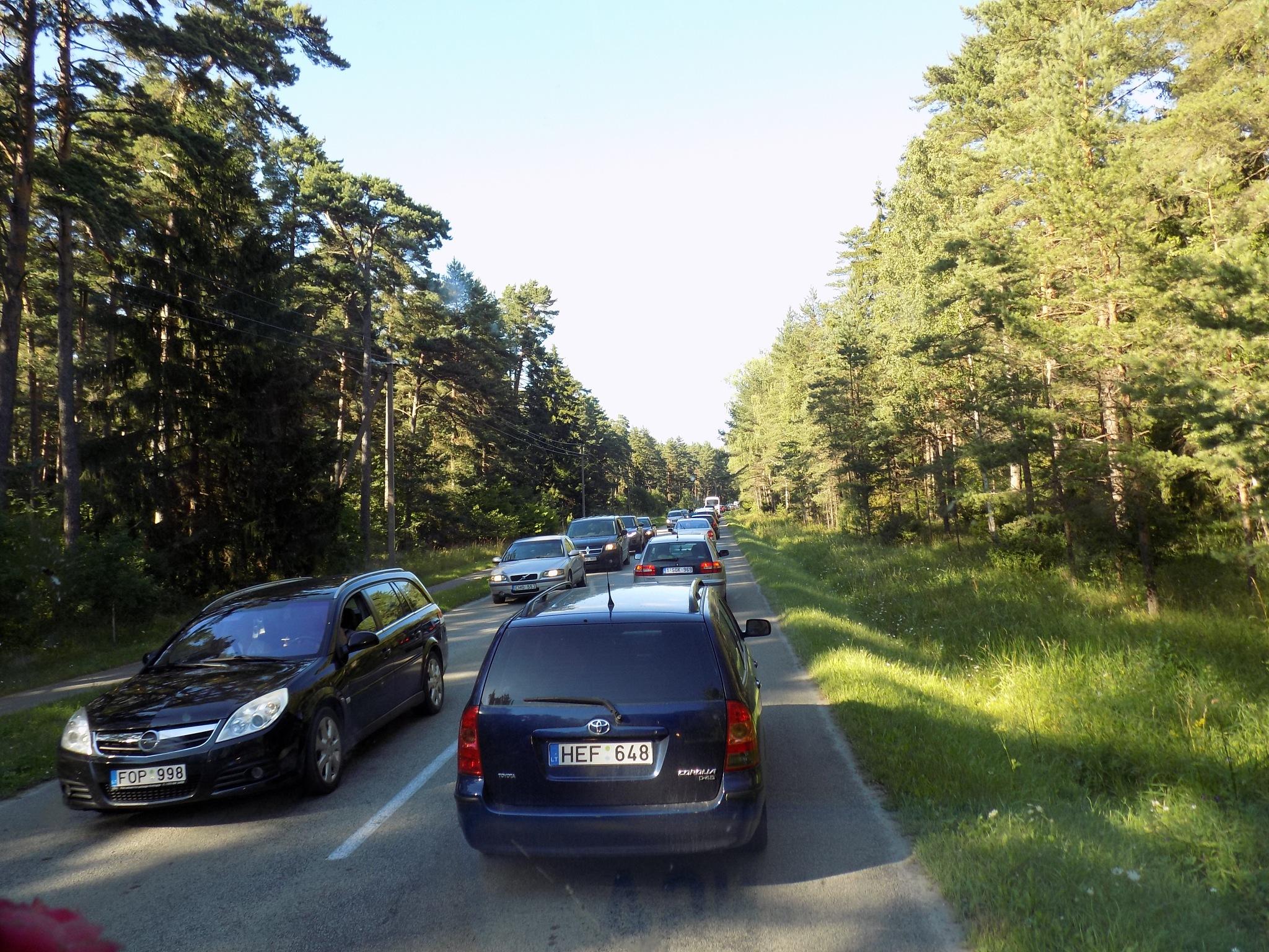 Road by uzkuraitiene62