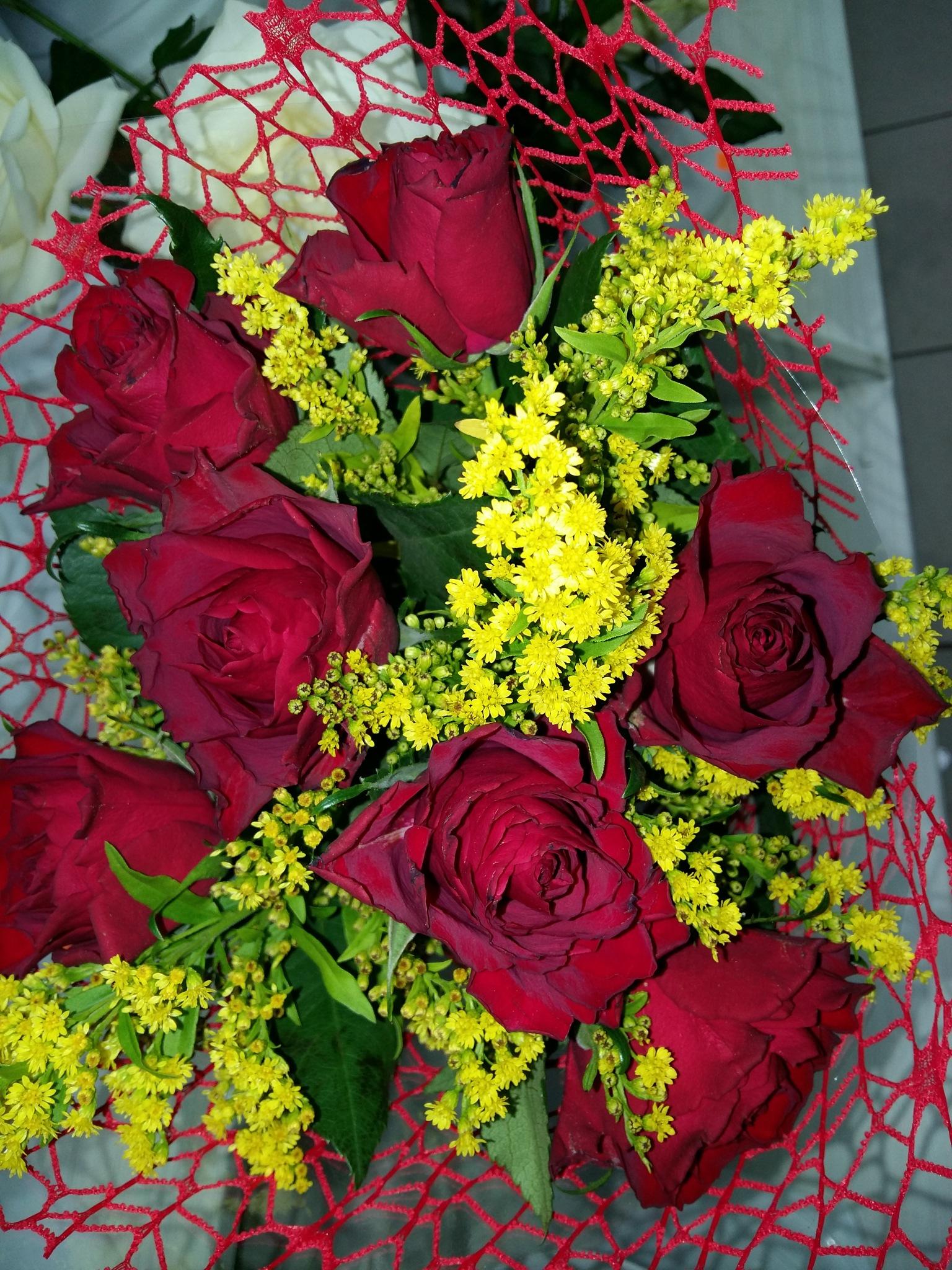 Bouquet by uzkuraitiene62
