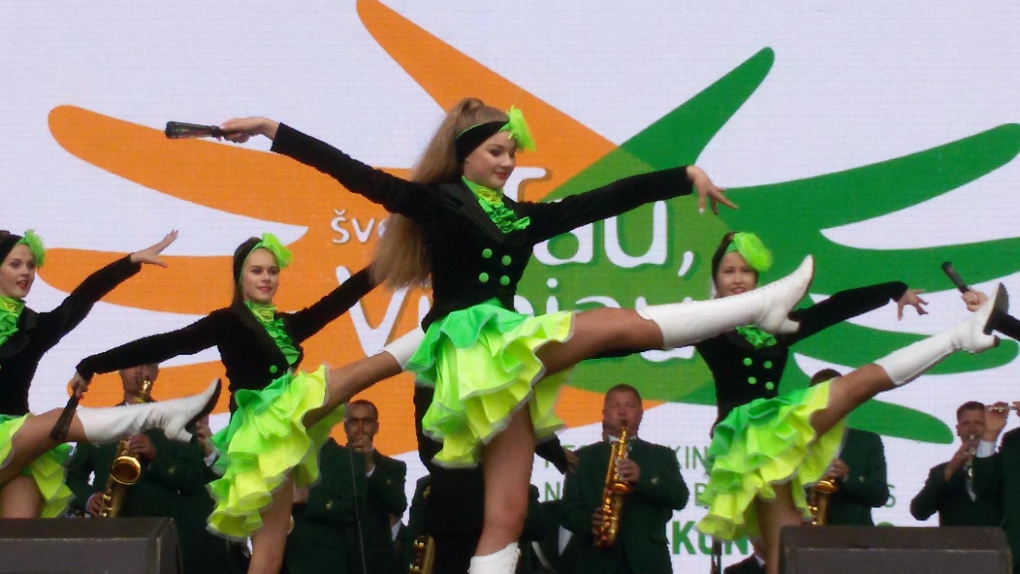 Group dancer by uzkuraitiene62