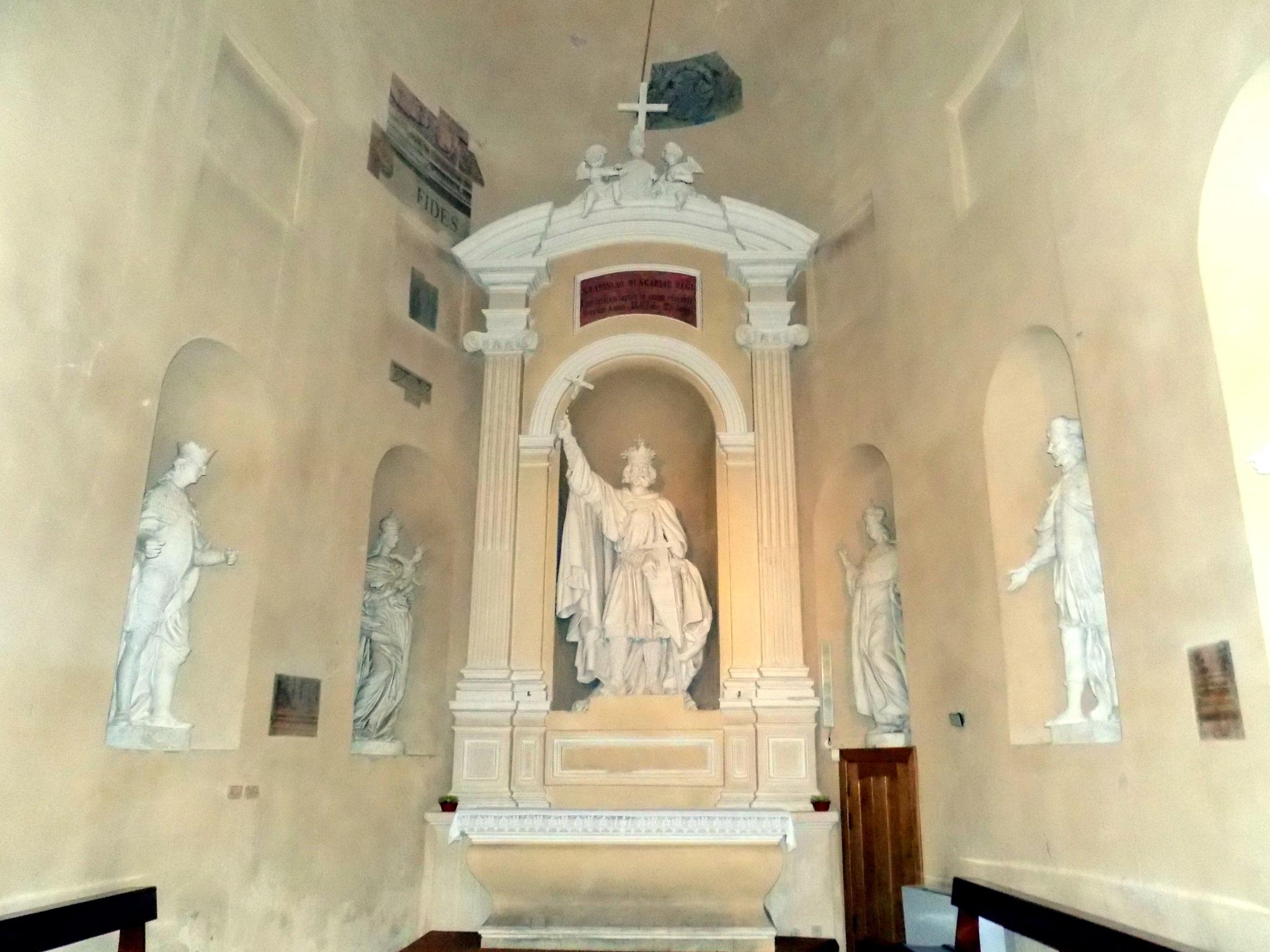 In the church. by uzkuraitiene62