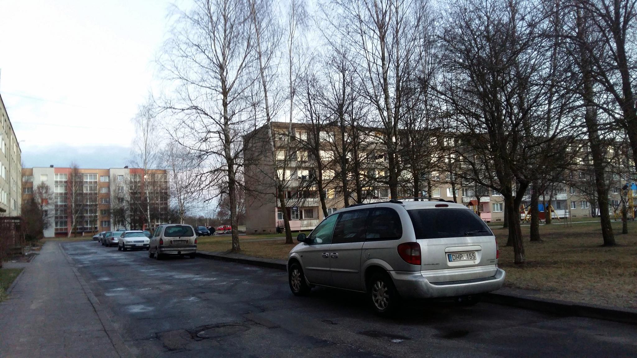 Street by uzkuraitiene62