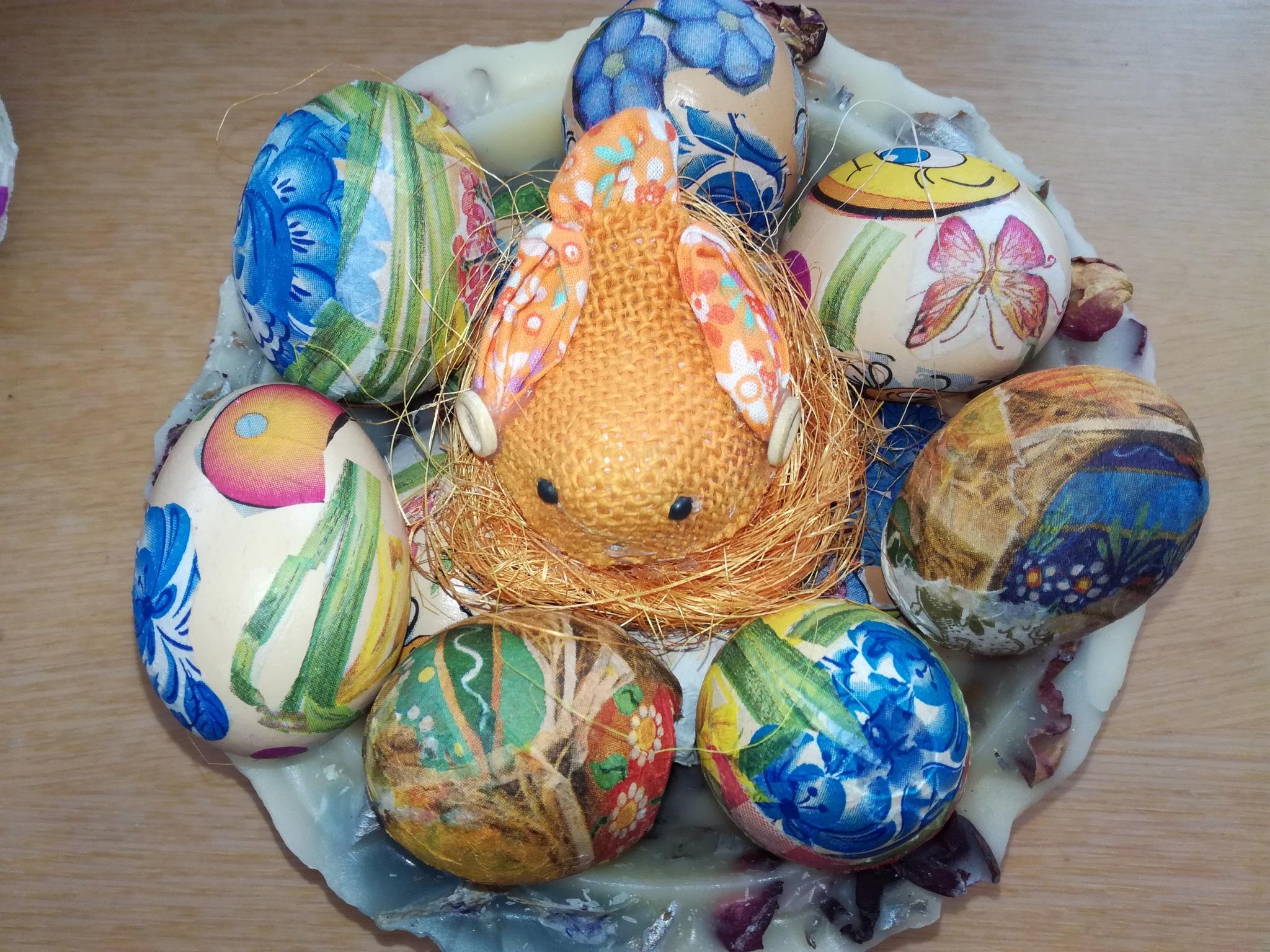 Easter eggs by uzkuraitiene62
