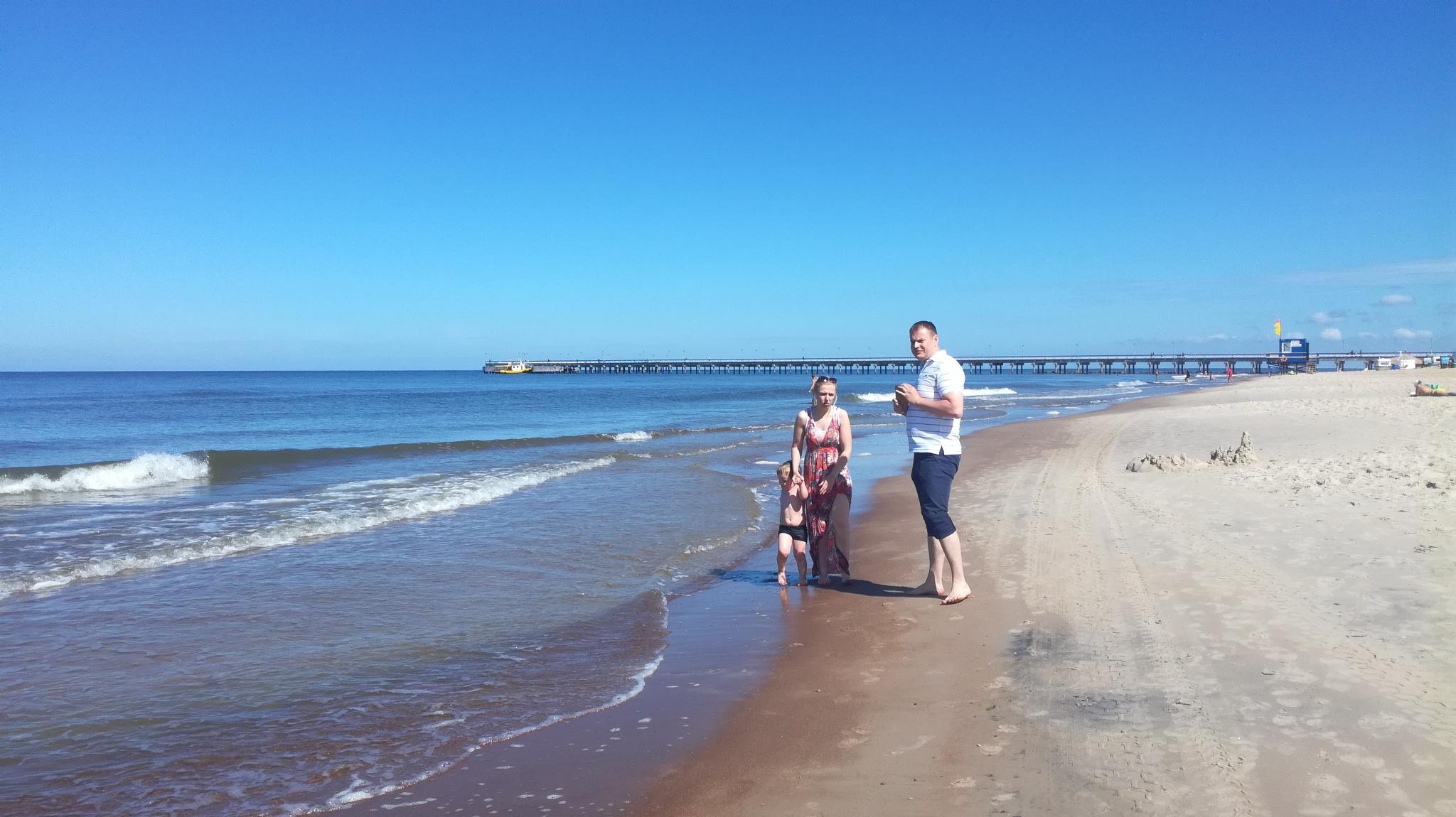 Near the sea by uzkuraitiene62