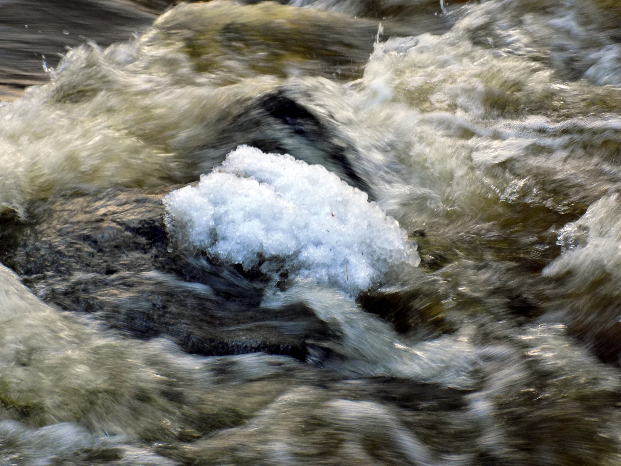 Water flow in the river by uzkuraitiene62