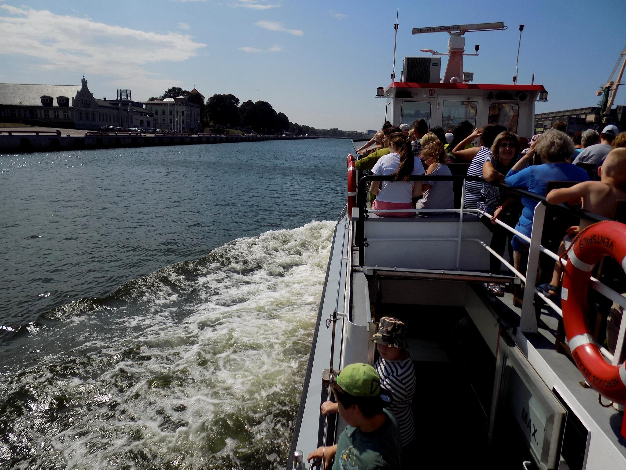 Boat trip by uzkuraitiene62