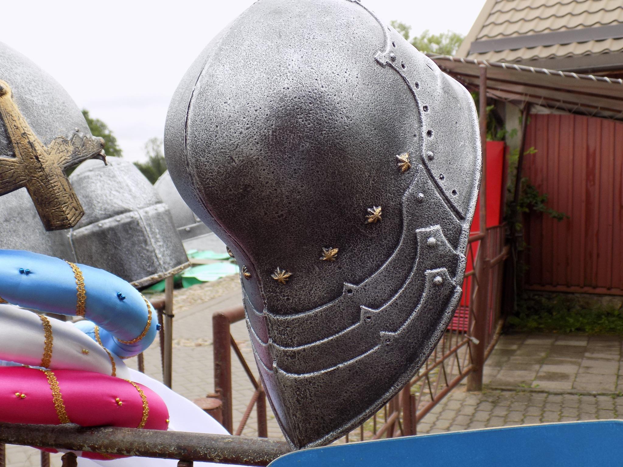 Hero helmet by uzkuraitiene62
