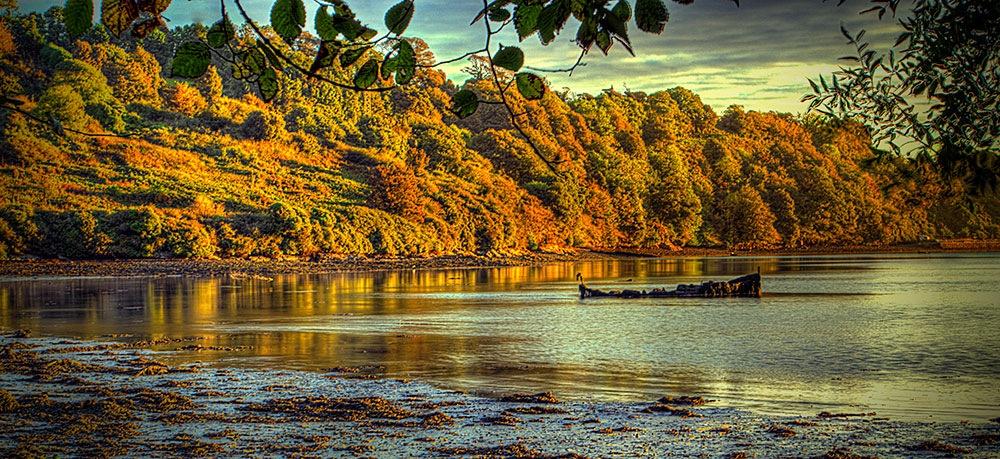 Saltash Cornwall  by mikepl12