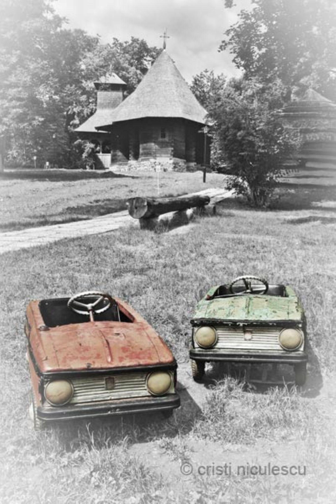 Cars by Cristi Niculescu