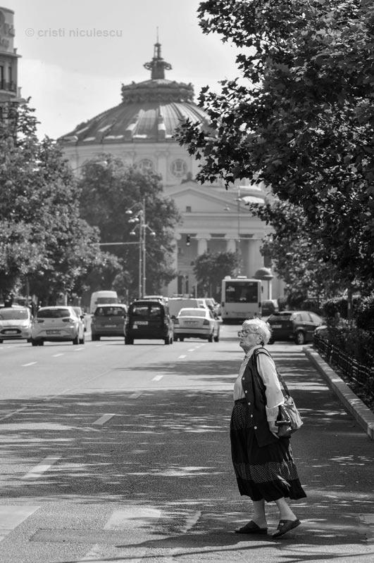 Pedestrian by Cristi Niculescu