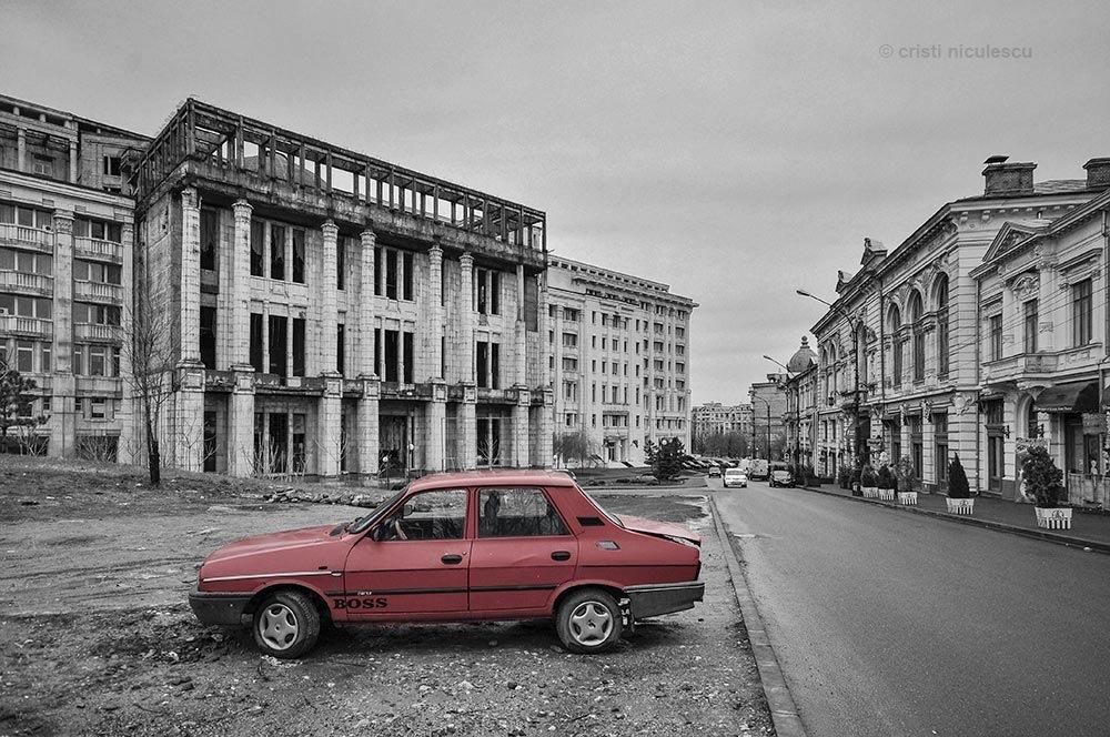 Old Times by Cristi Niculescu