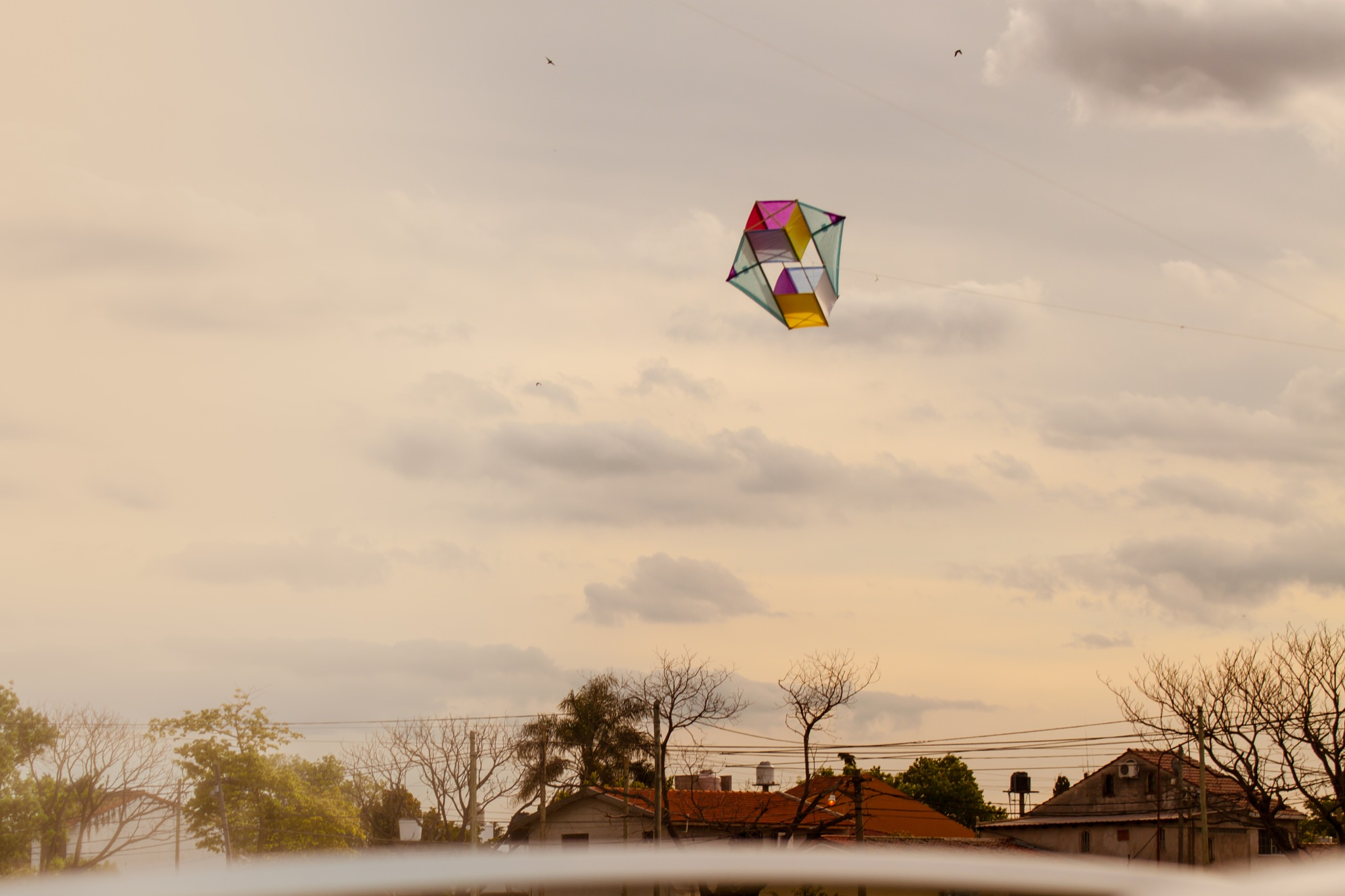 Kite in the Sky by carolina.abemiel