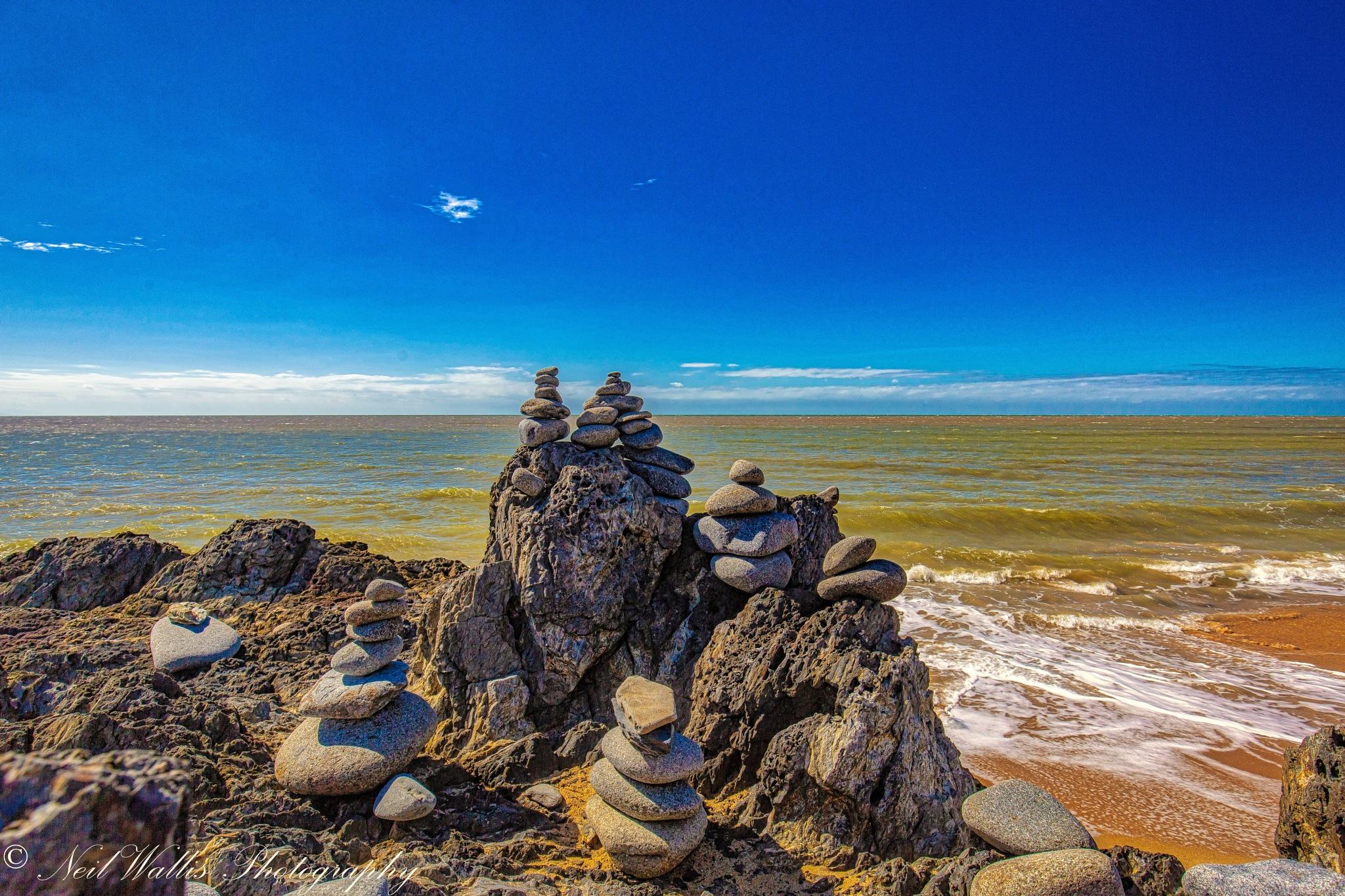 Stone Offerings by Neil Wallis