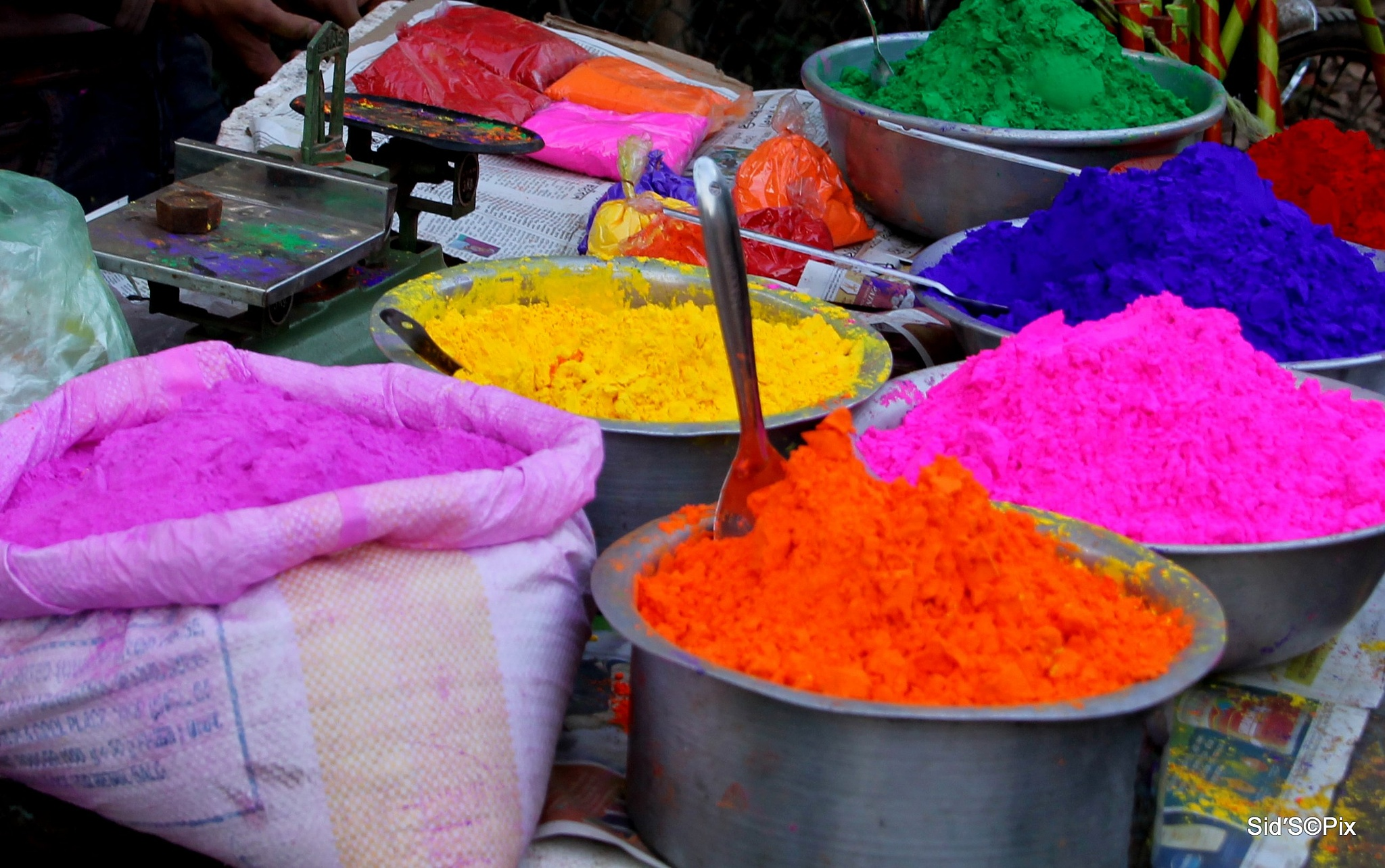 Colours by Siddharth Sanyal